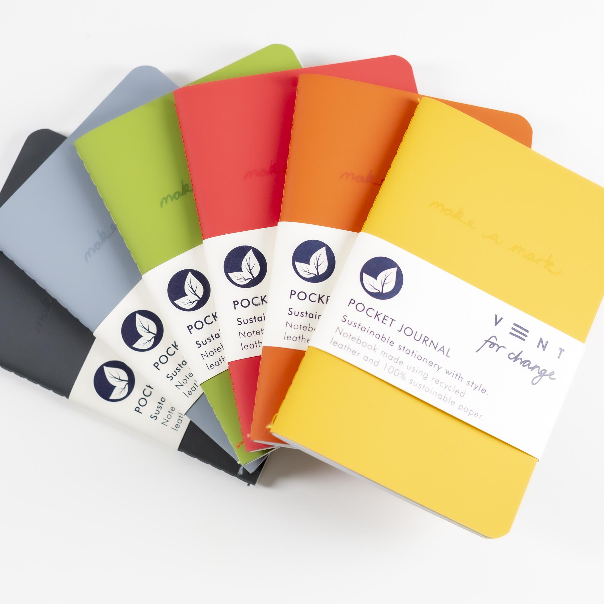 Make A Mark Pocket Journals