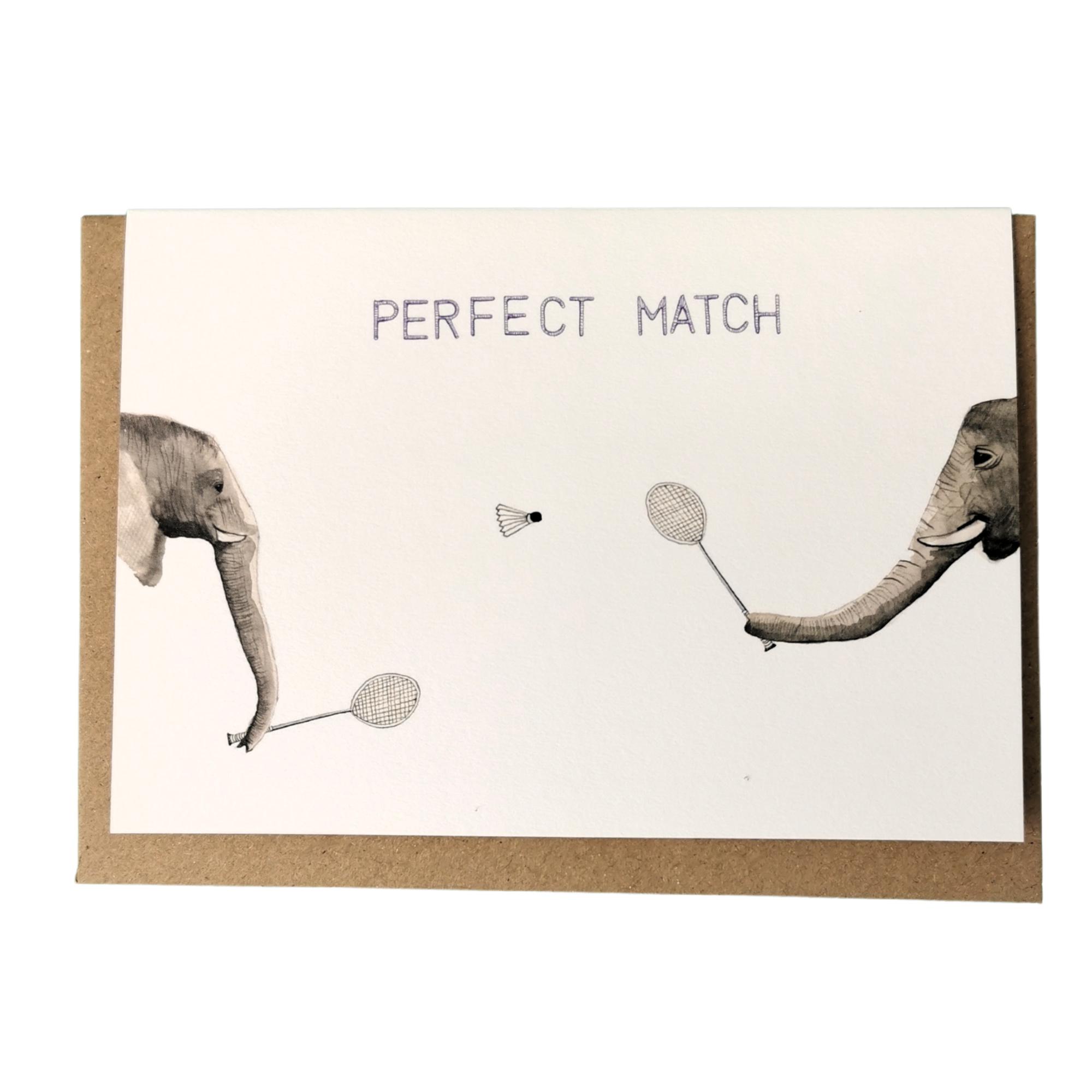 Card - Match