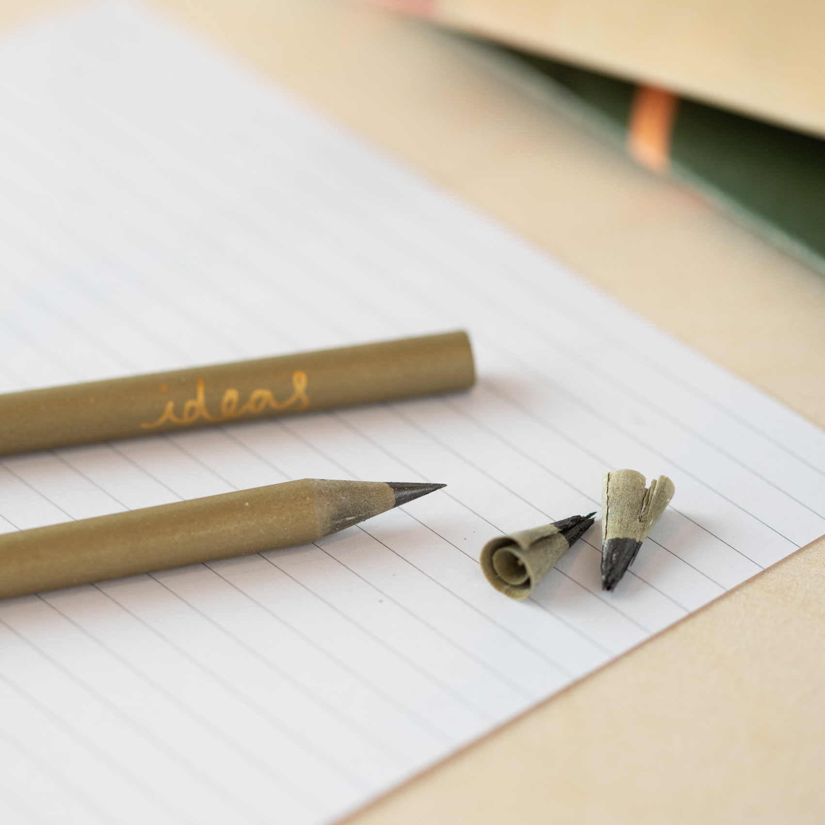 Ideas Pencil Set by Vent for Change