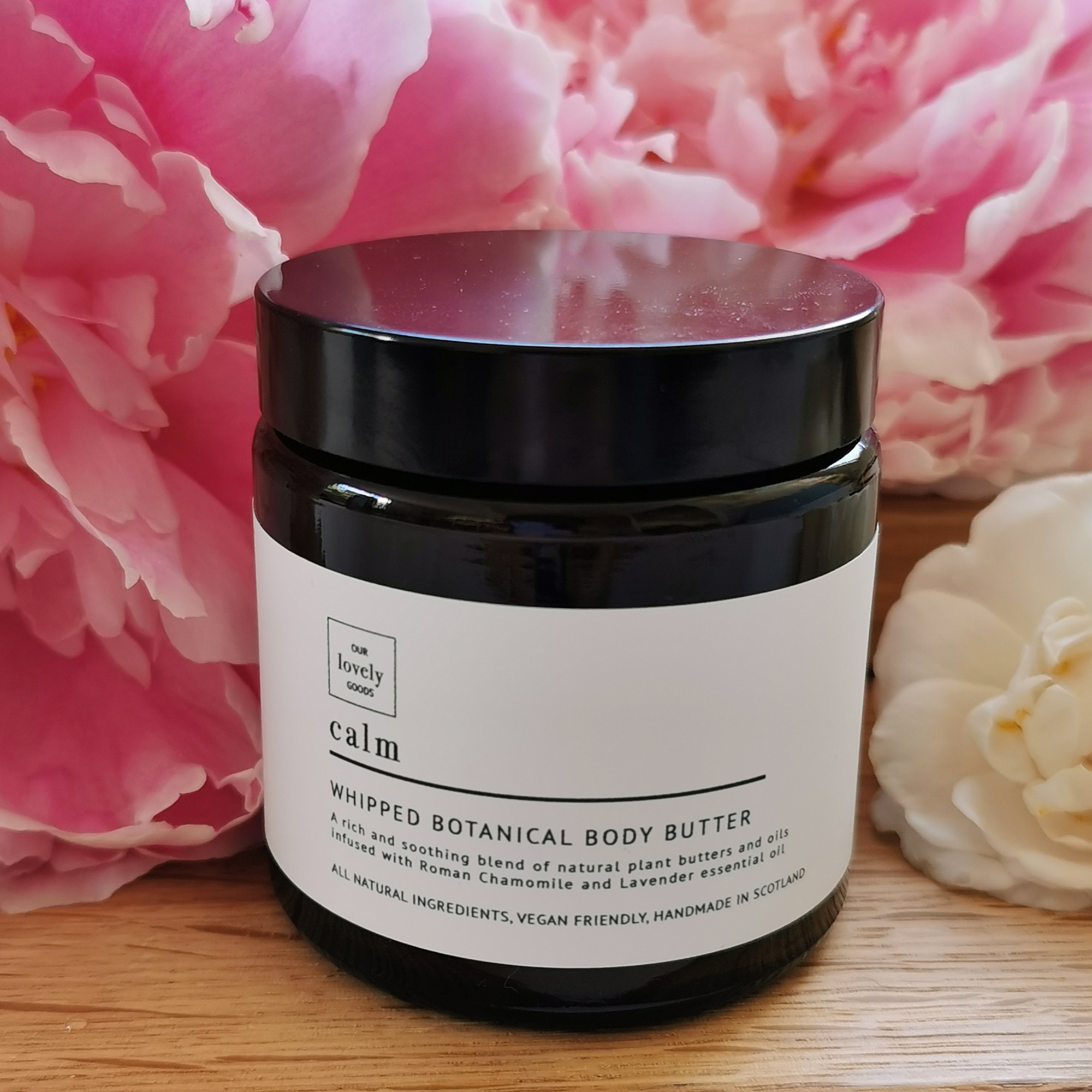 Our Lovely Goods Botanical Body Butter