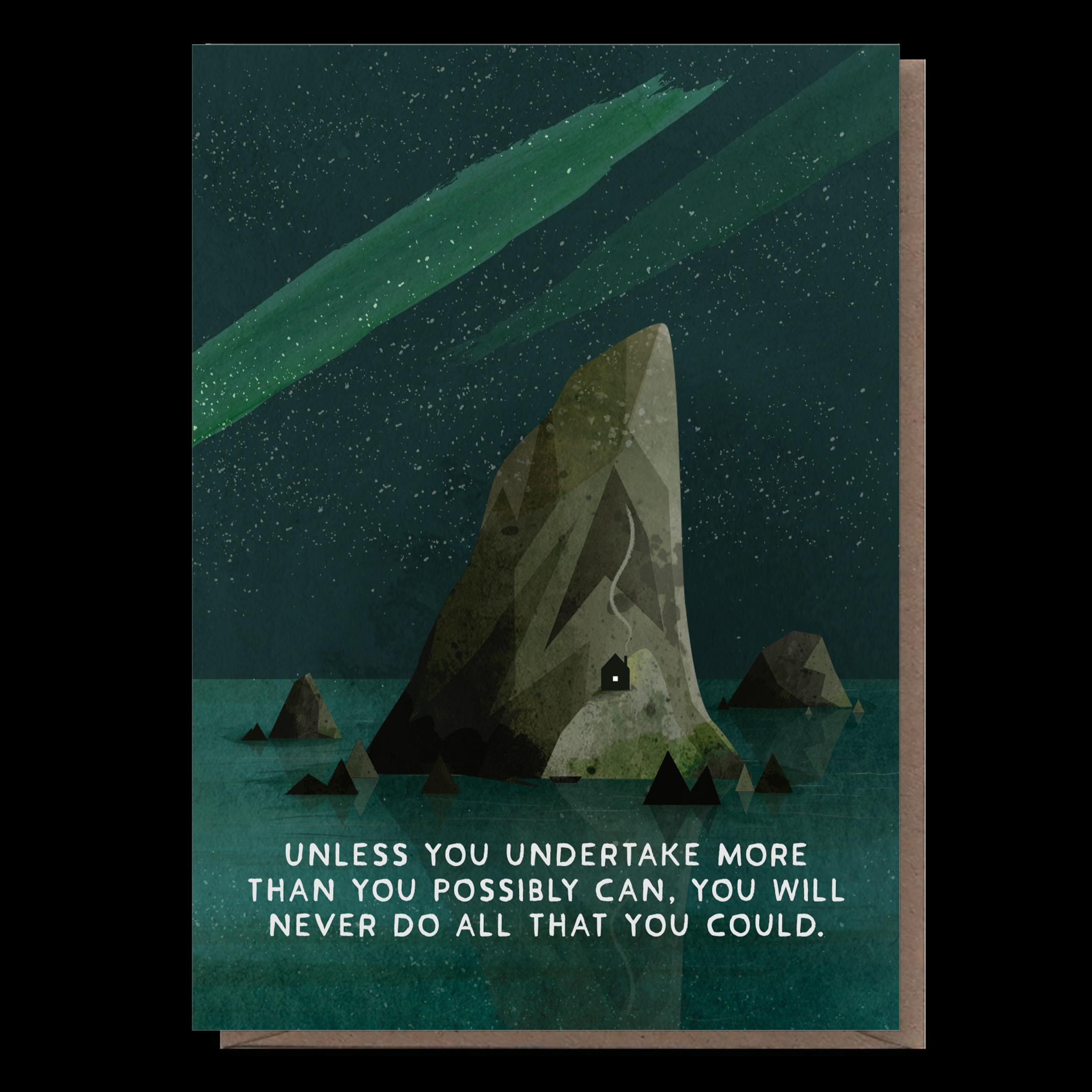 Card - Undertake More