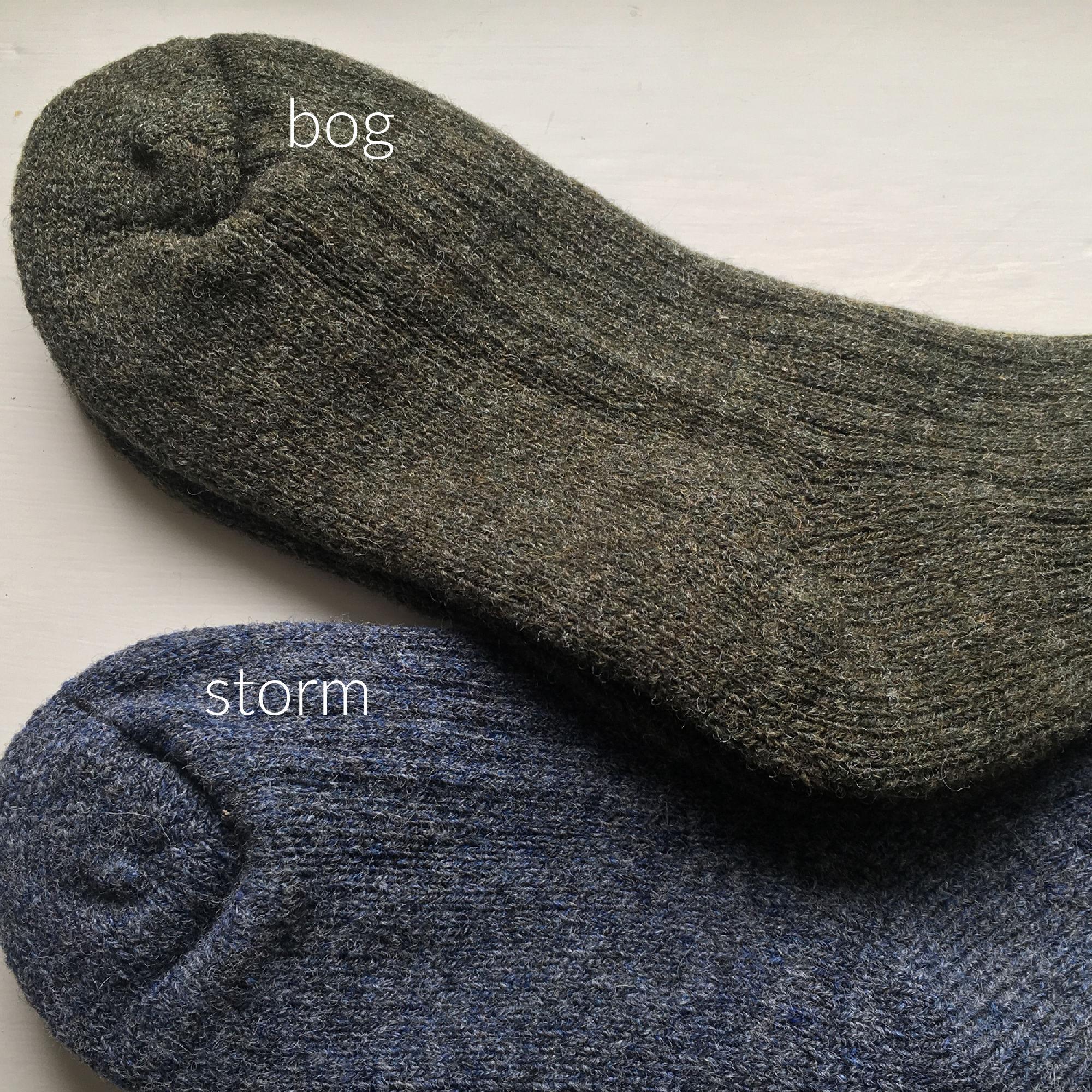 Woollyback Walking Socks