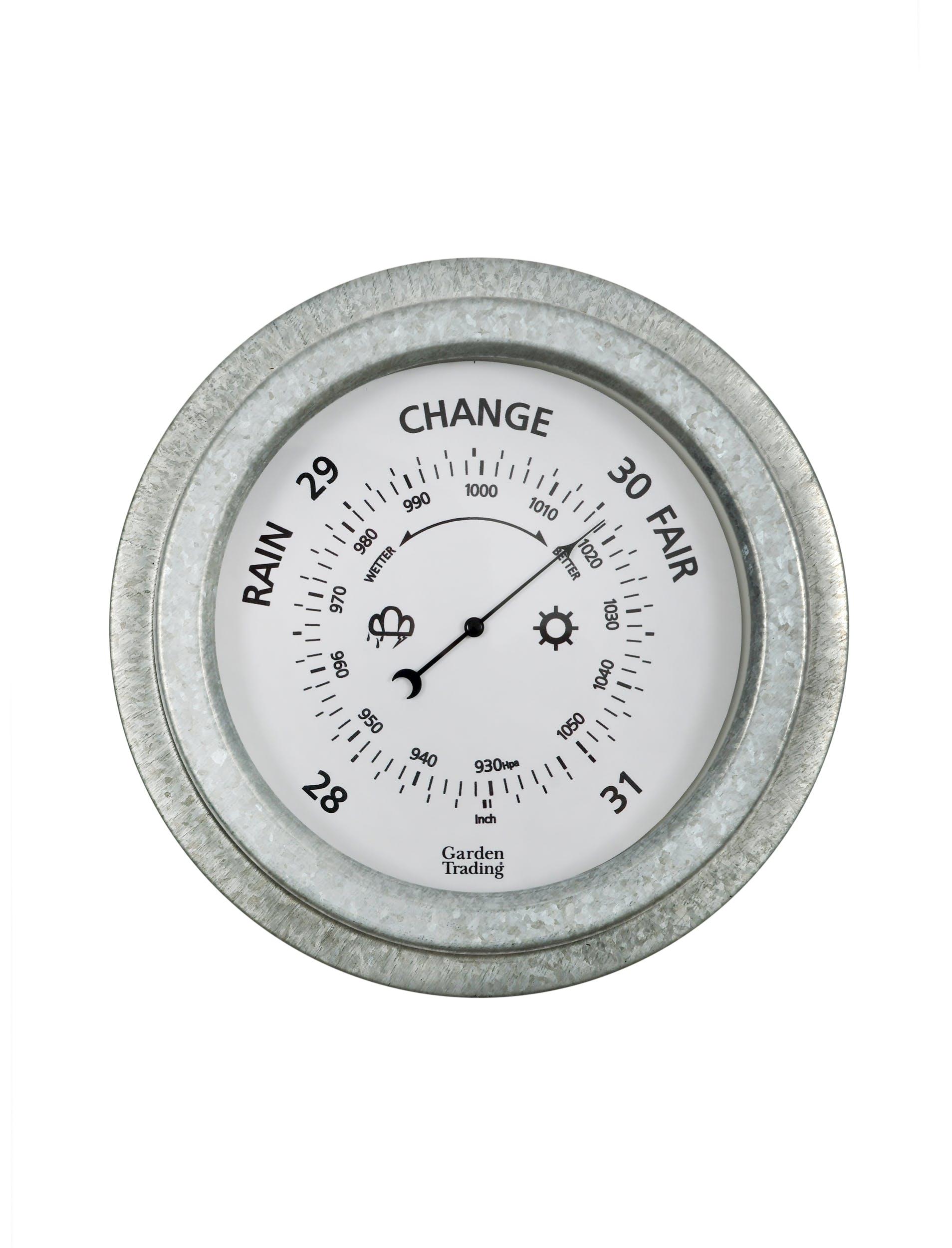 St. Ives Barometer