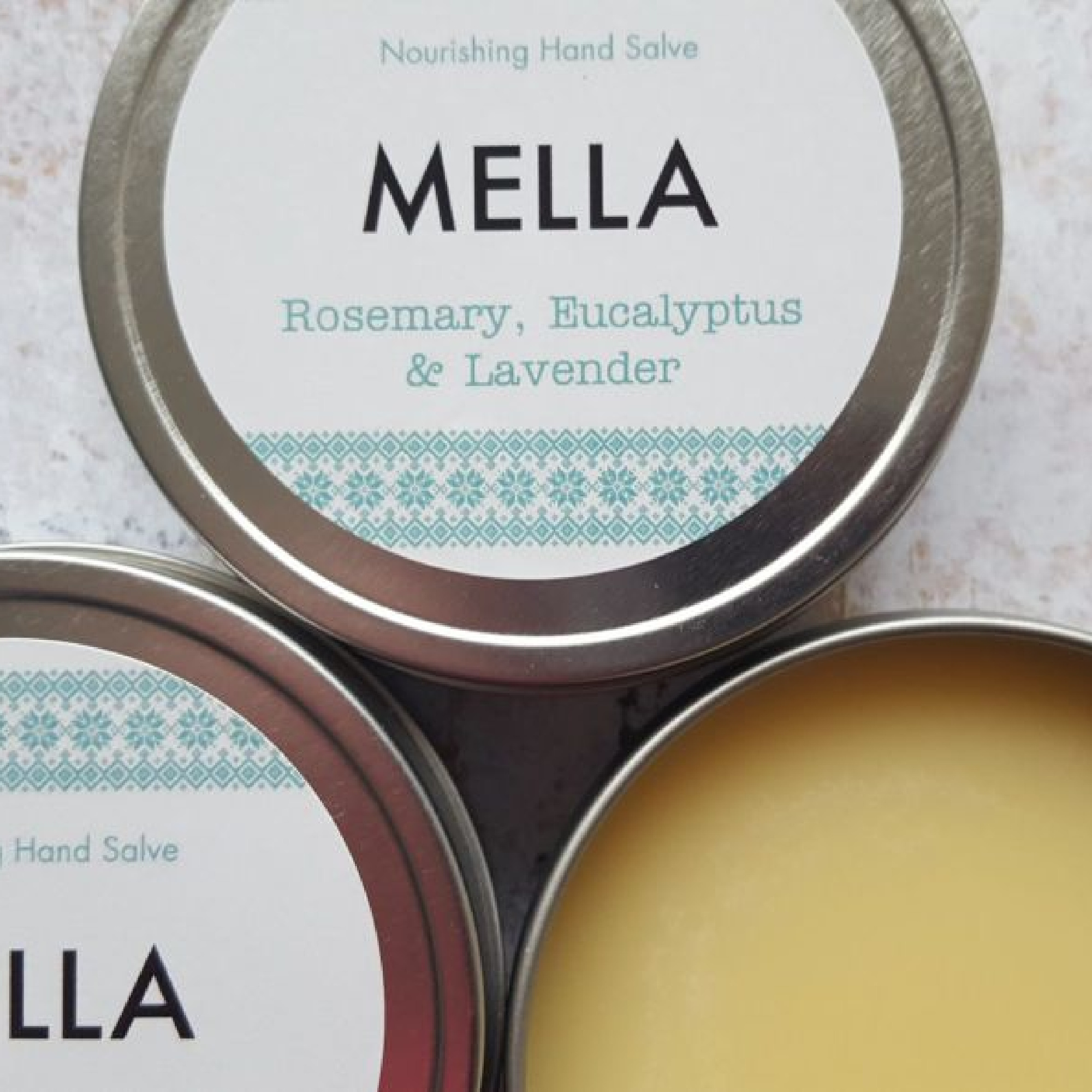Nourishing Botanical Hand Balm by Mella