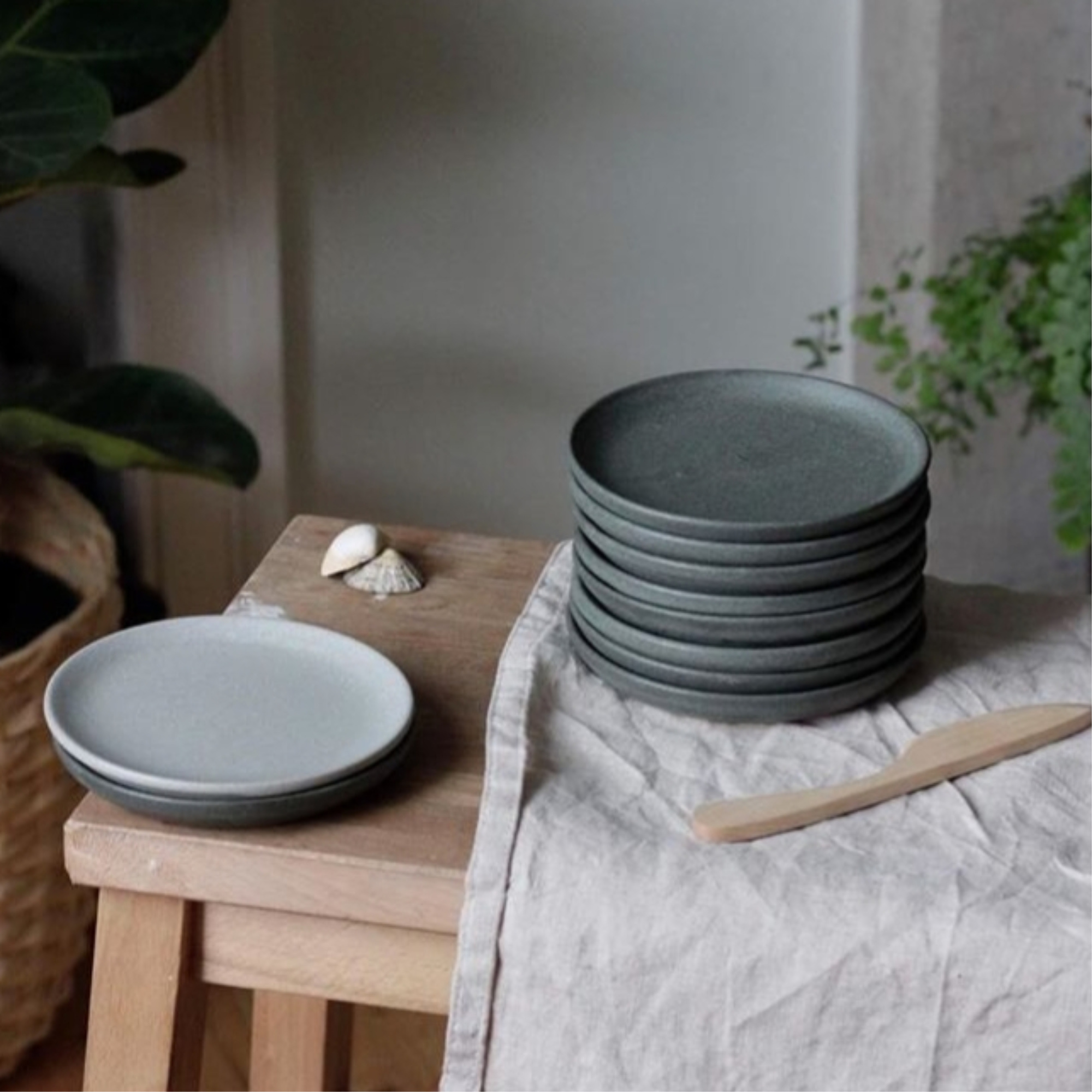 Plates by Borja Moronta