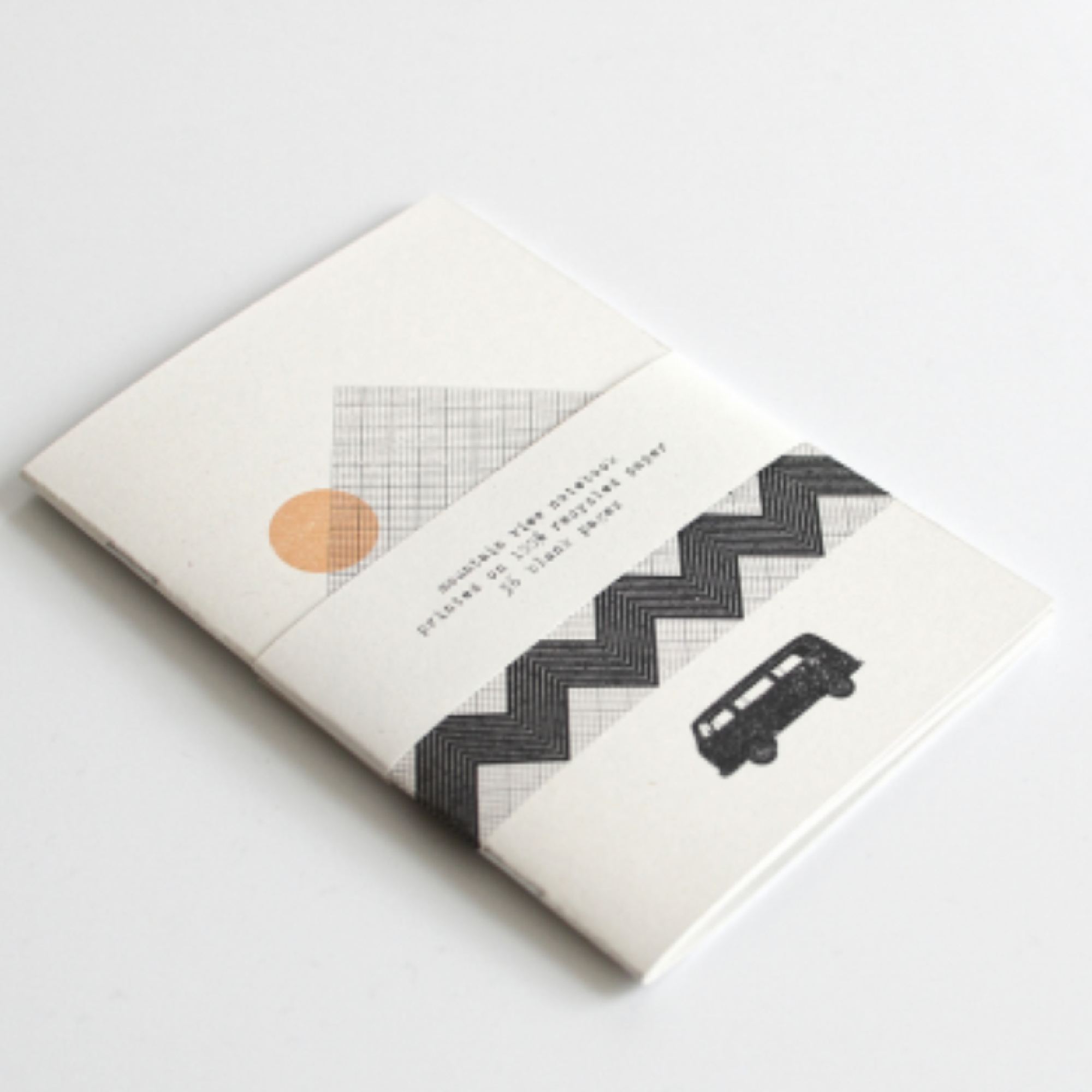 Mountain View Notebook