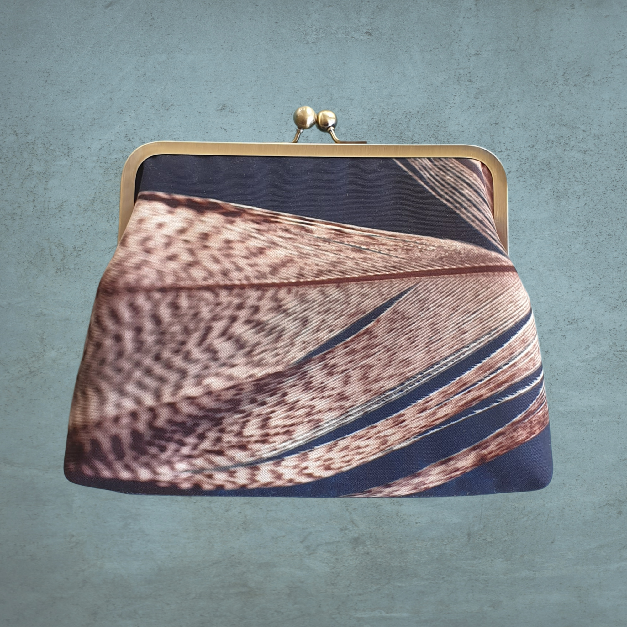 Kisslock Shoulder Bags by Red Ruby Rose