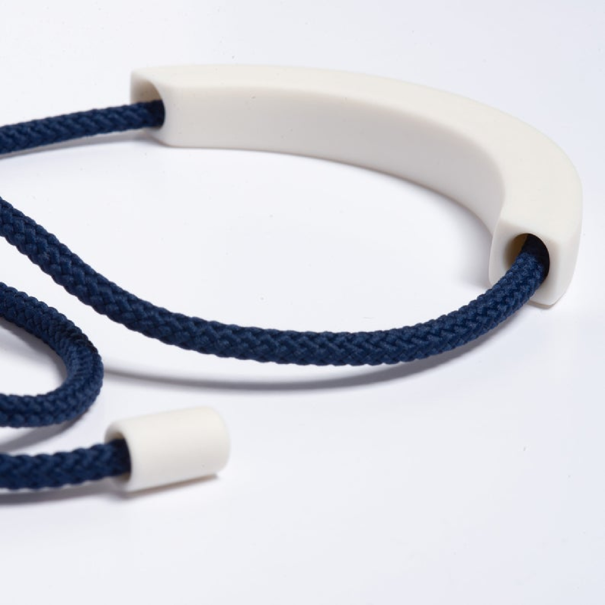 Ceramic Arc Necklaces by Beth Lamont