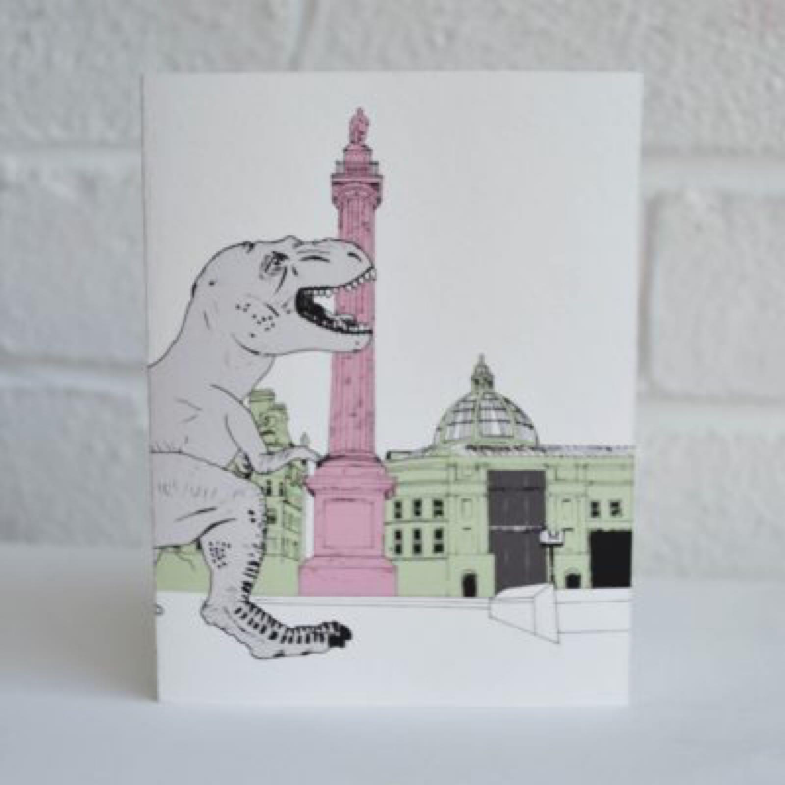 Monumental Predator