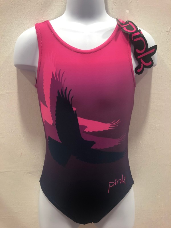 Girls Club Training Leotard - Available To All Gymnasts!