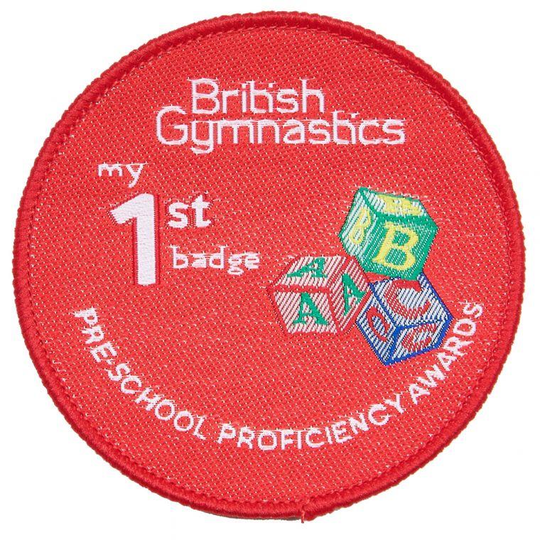 Pre-School Badges