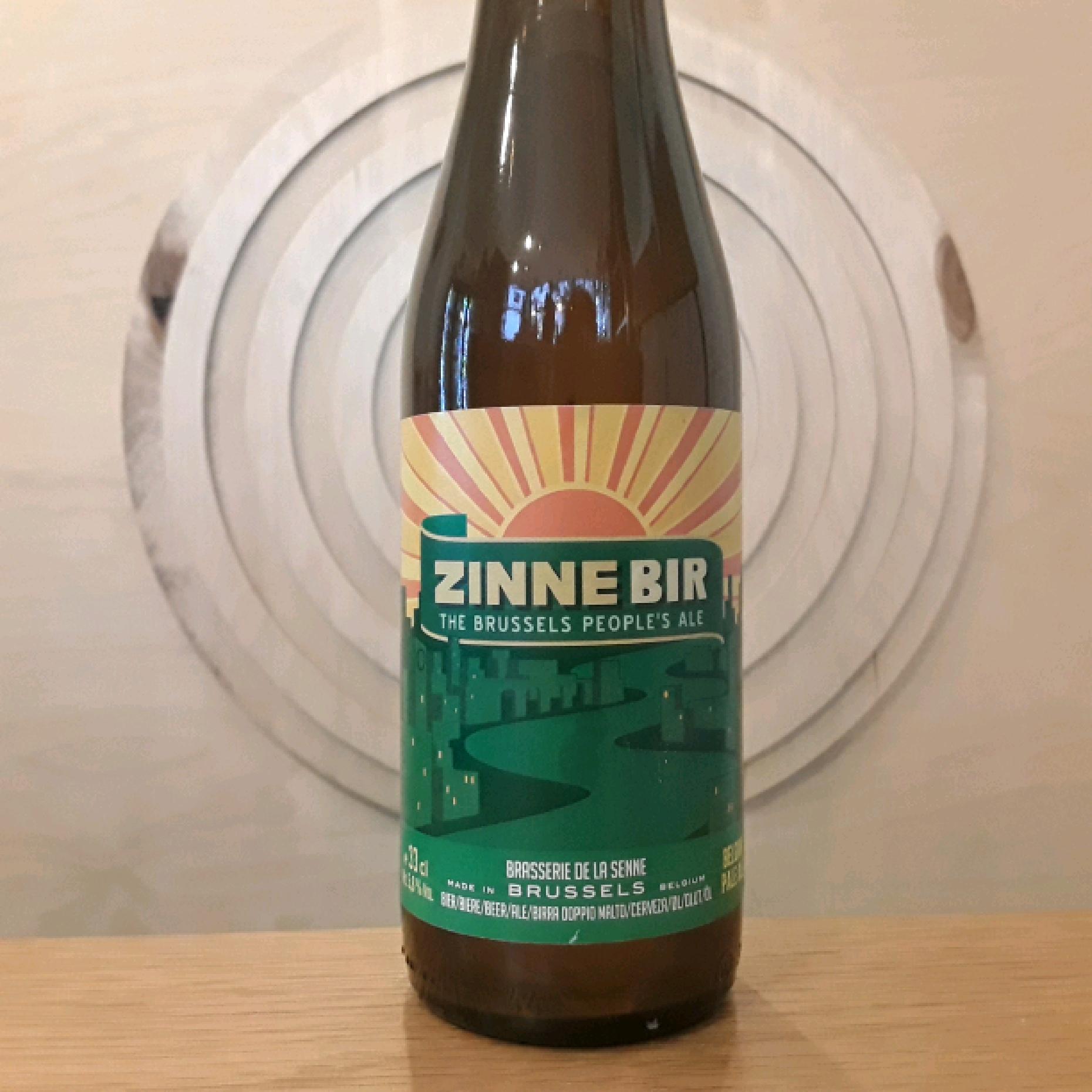 Brasserie de la Senne | Zinnebir | Belgian Pale