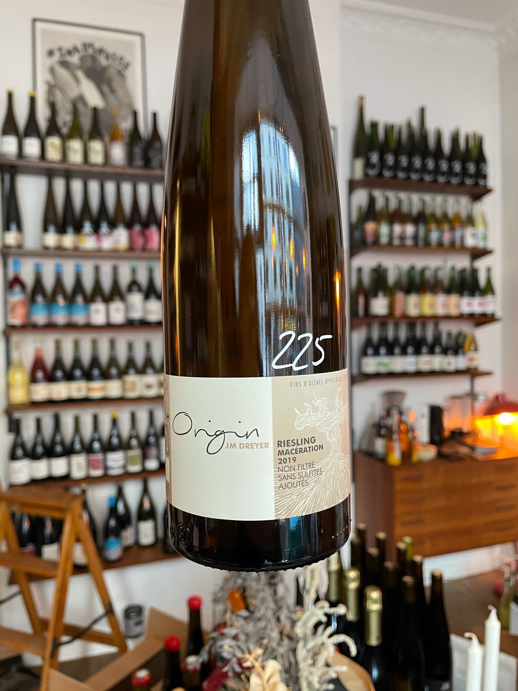 Origin Riesling 2019 - Jean Marc Dreyer