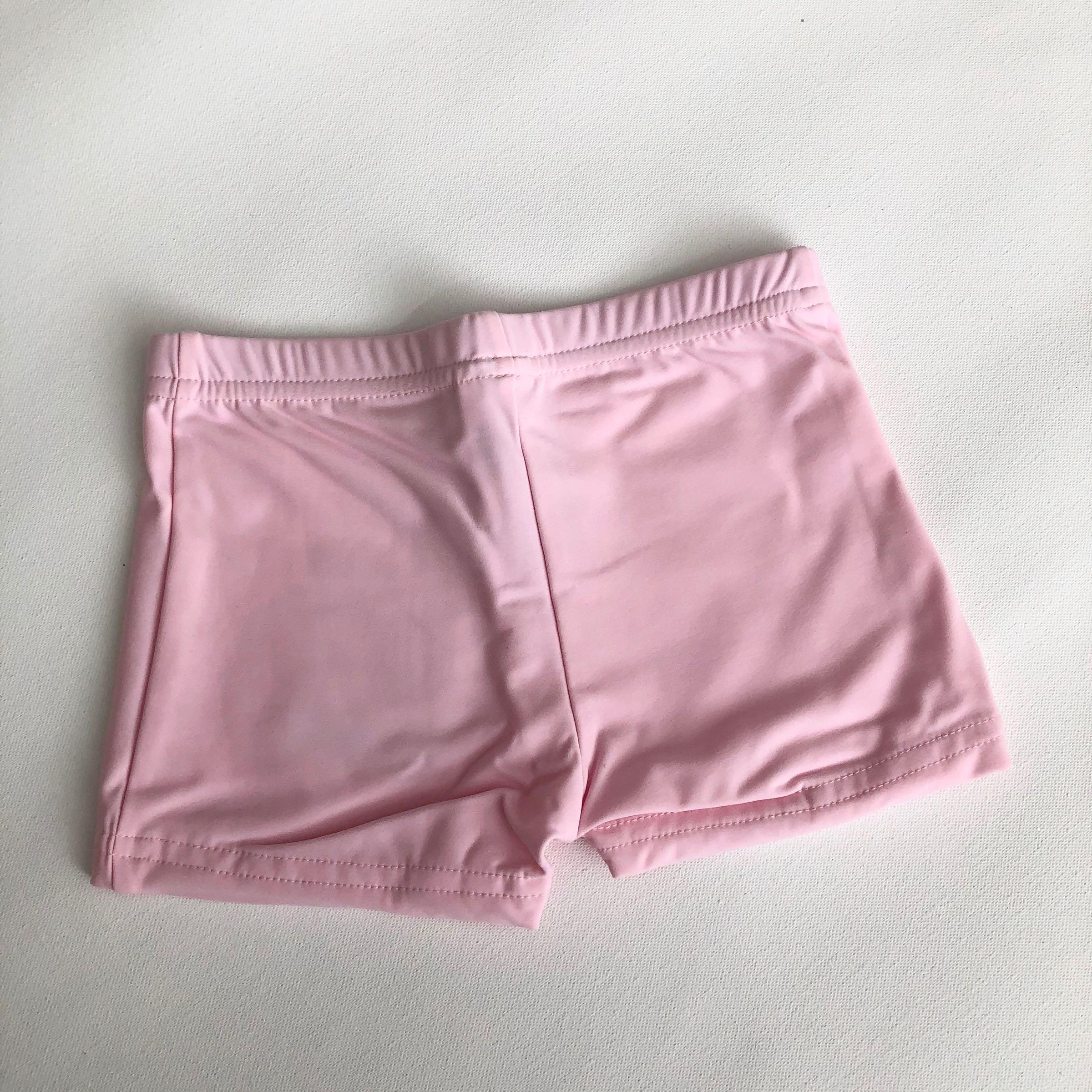 Grishko, lasten vaaleanpunaiset shortsit