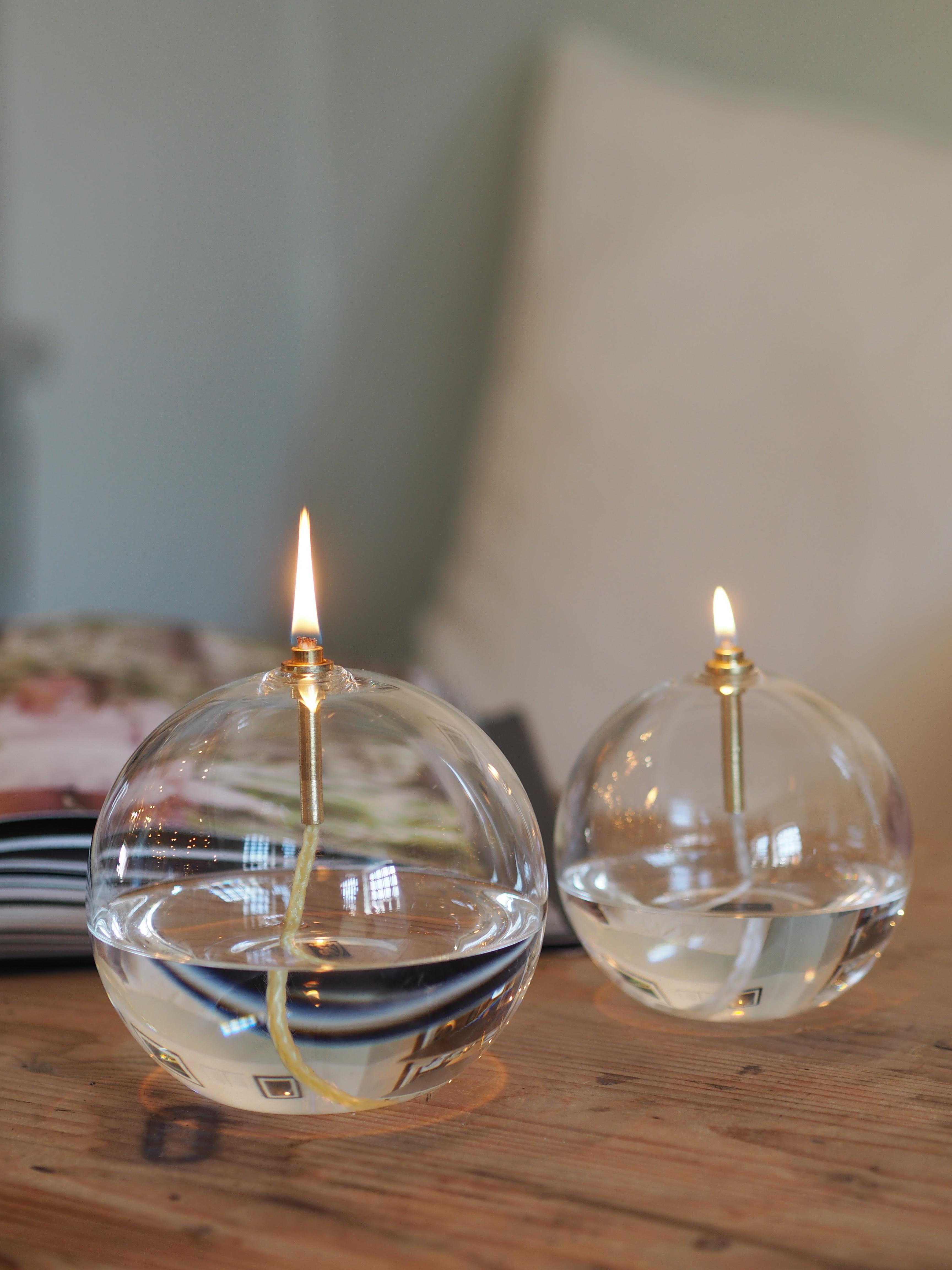 Lampeolje, Peri Design