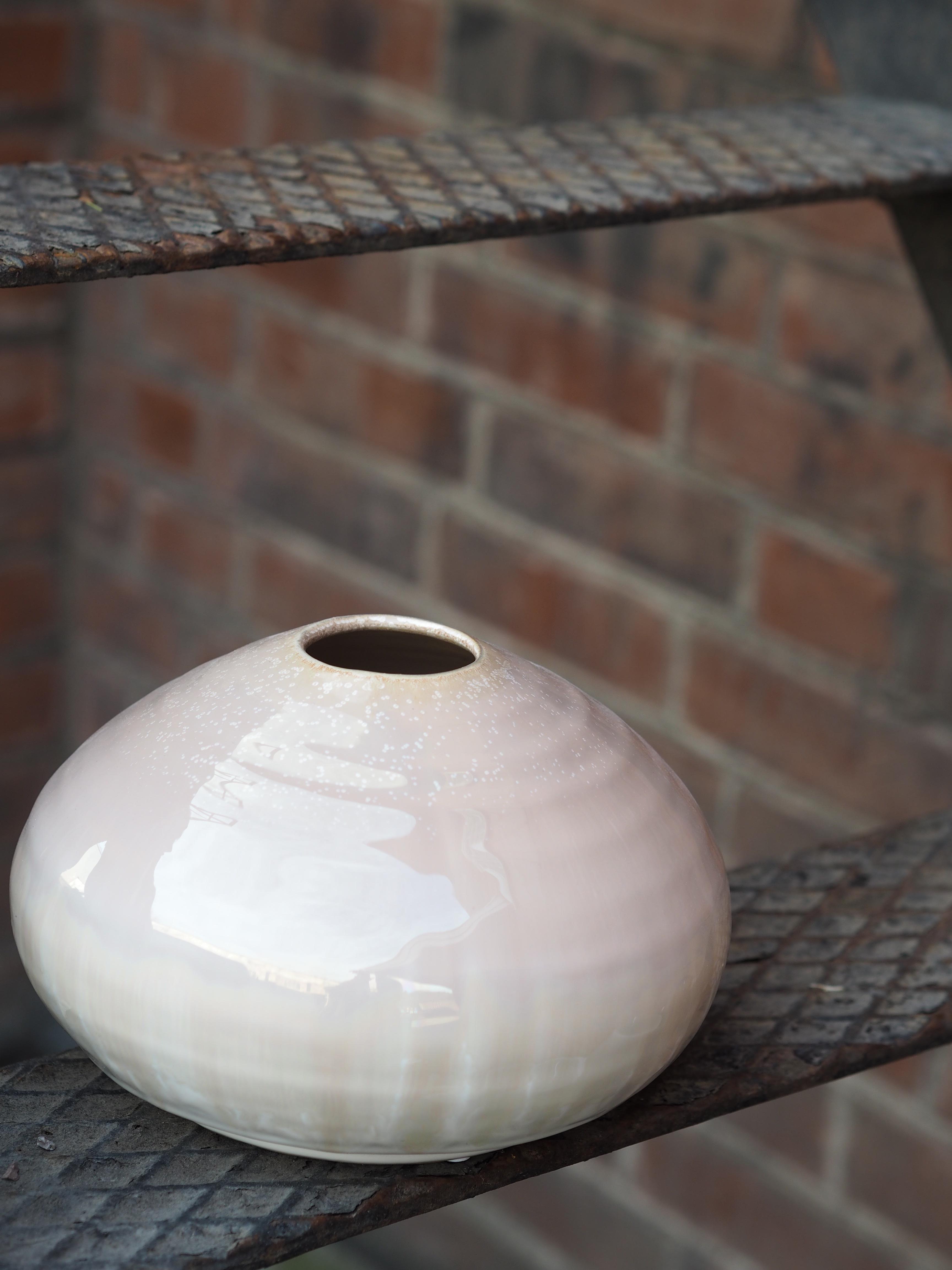 Vase, Natur Medium