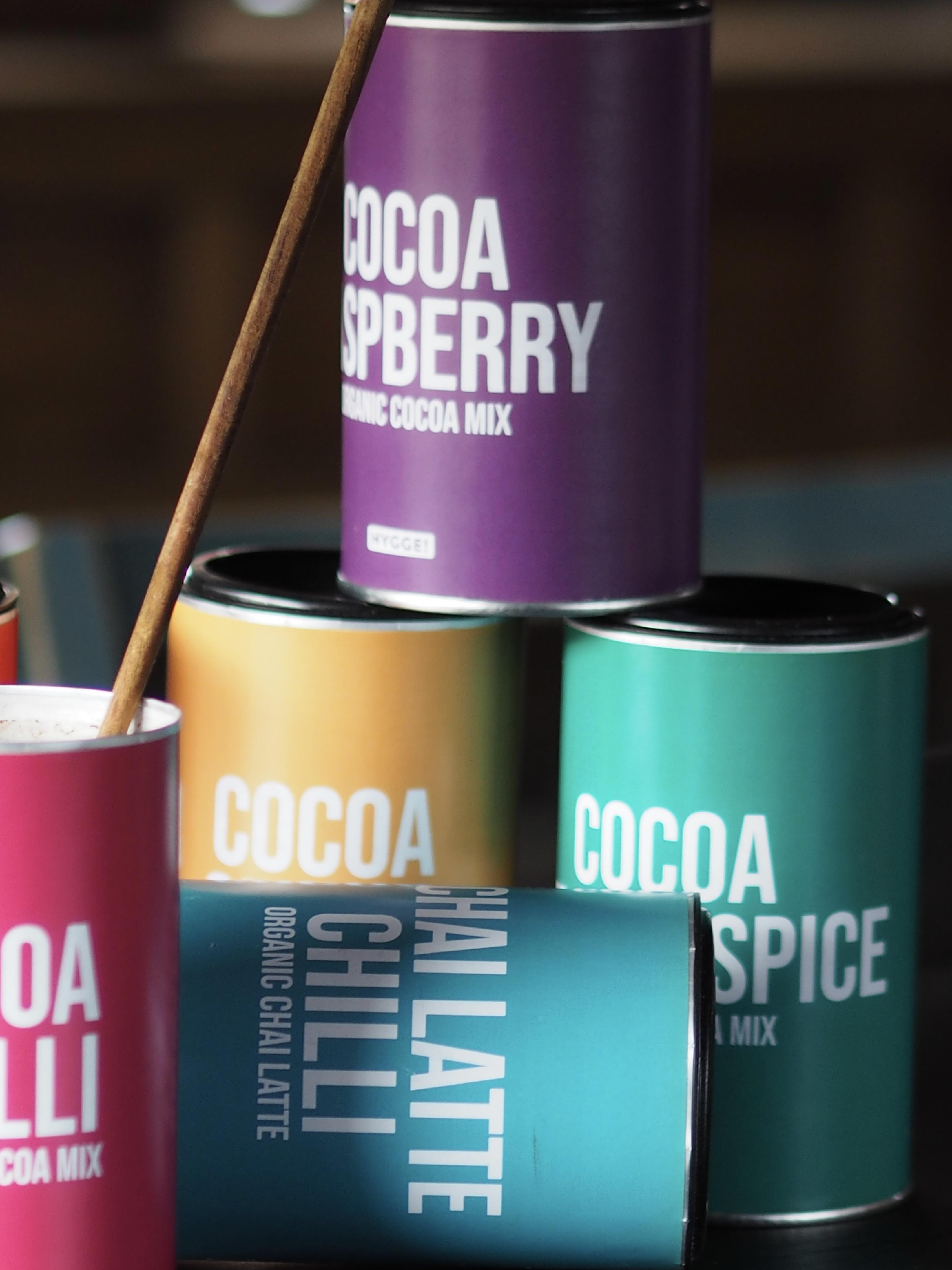 Cocoa Winter Spice, HYGGE!