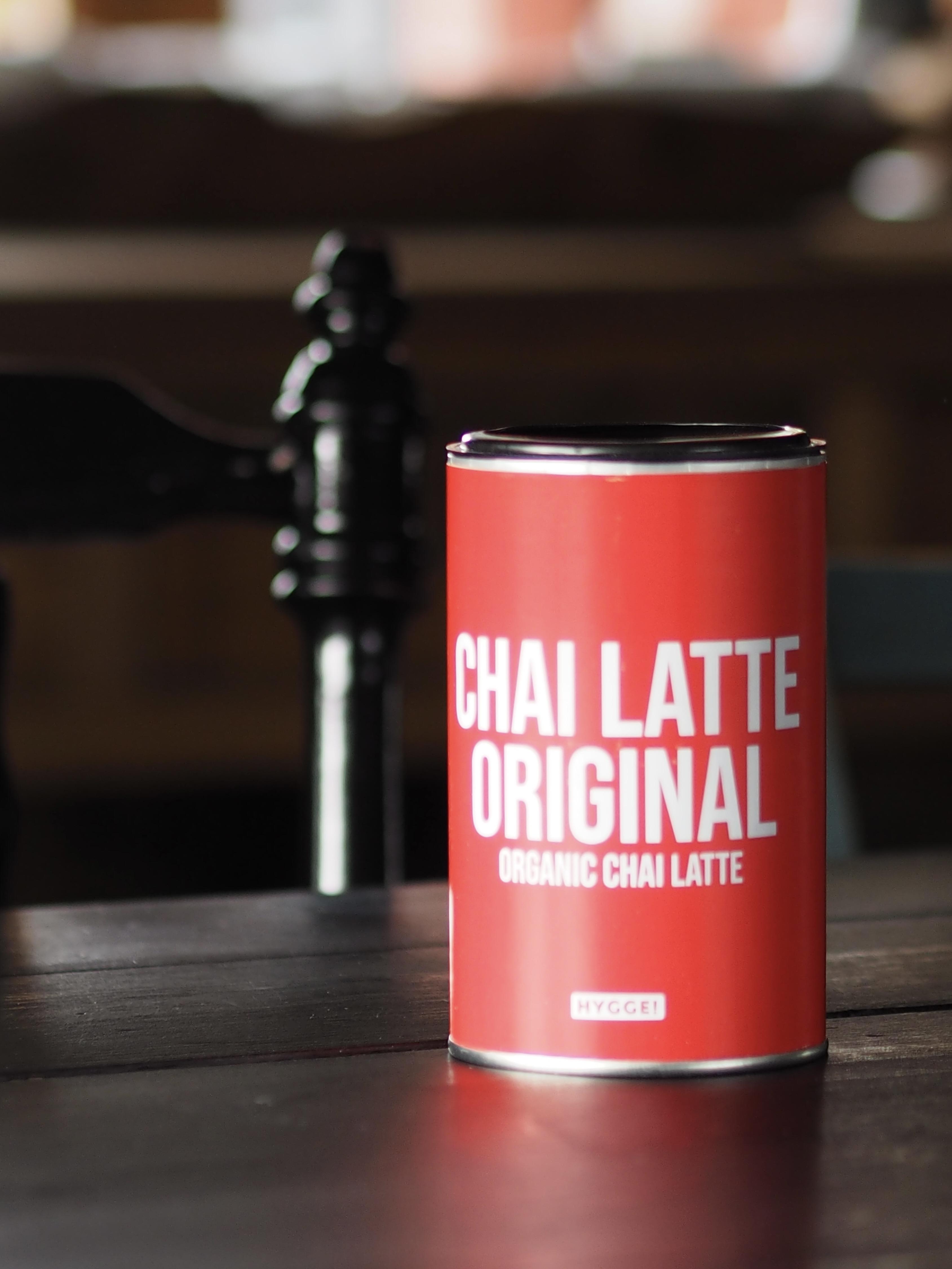 Chai Latte Original, HYGGE!