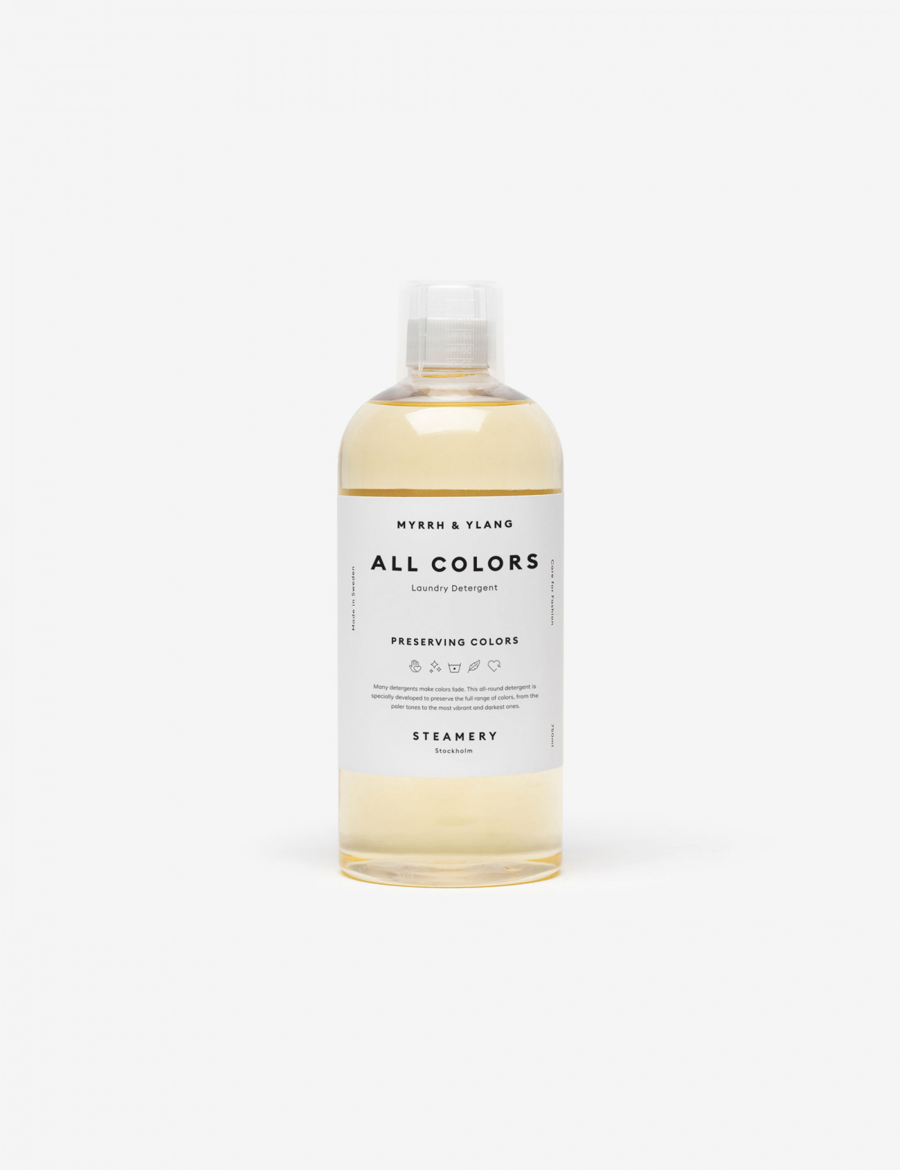 All Colors Wash, Steamery