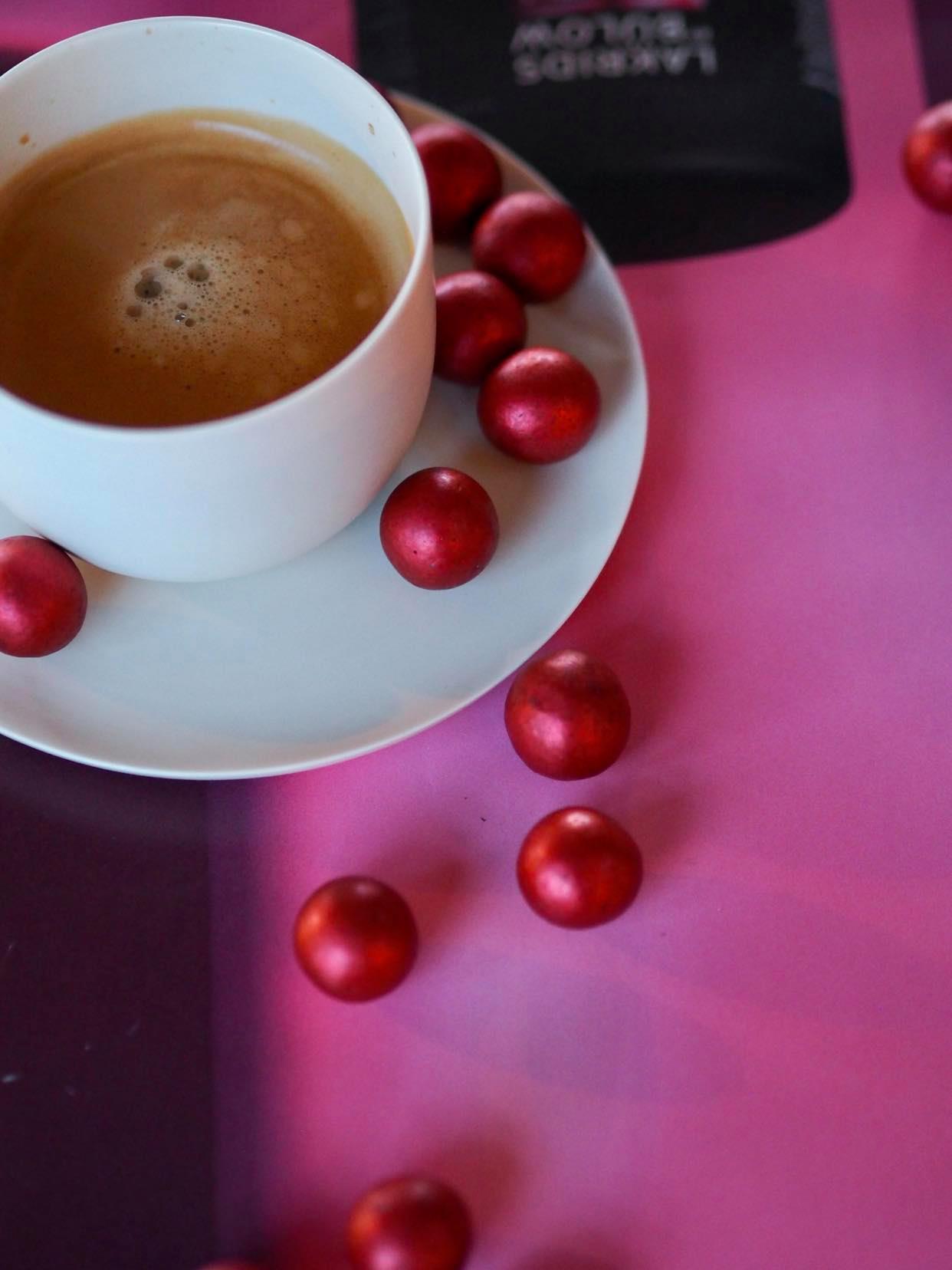 LOVE, Strawberry & Cream, Lakrids by Bülow