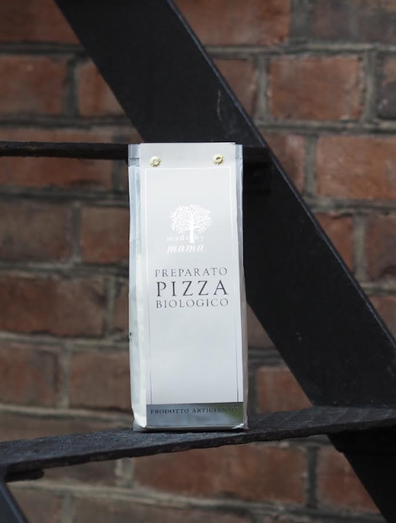 Pizza Mel, Made By Mama
