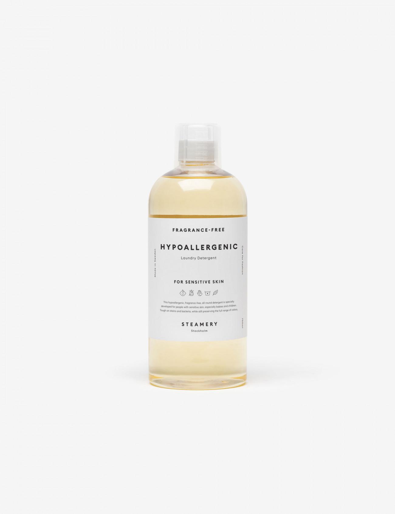 Hypoallergenic Wash, Steamery