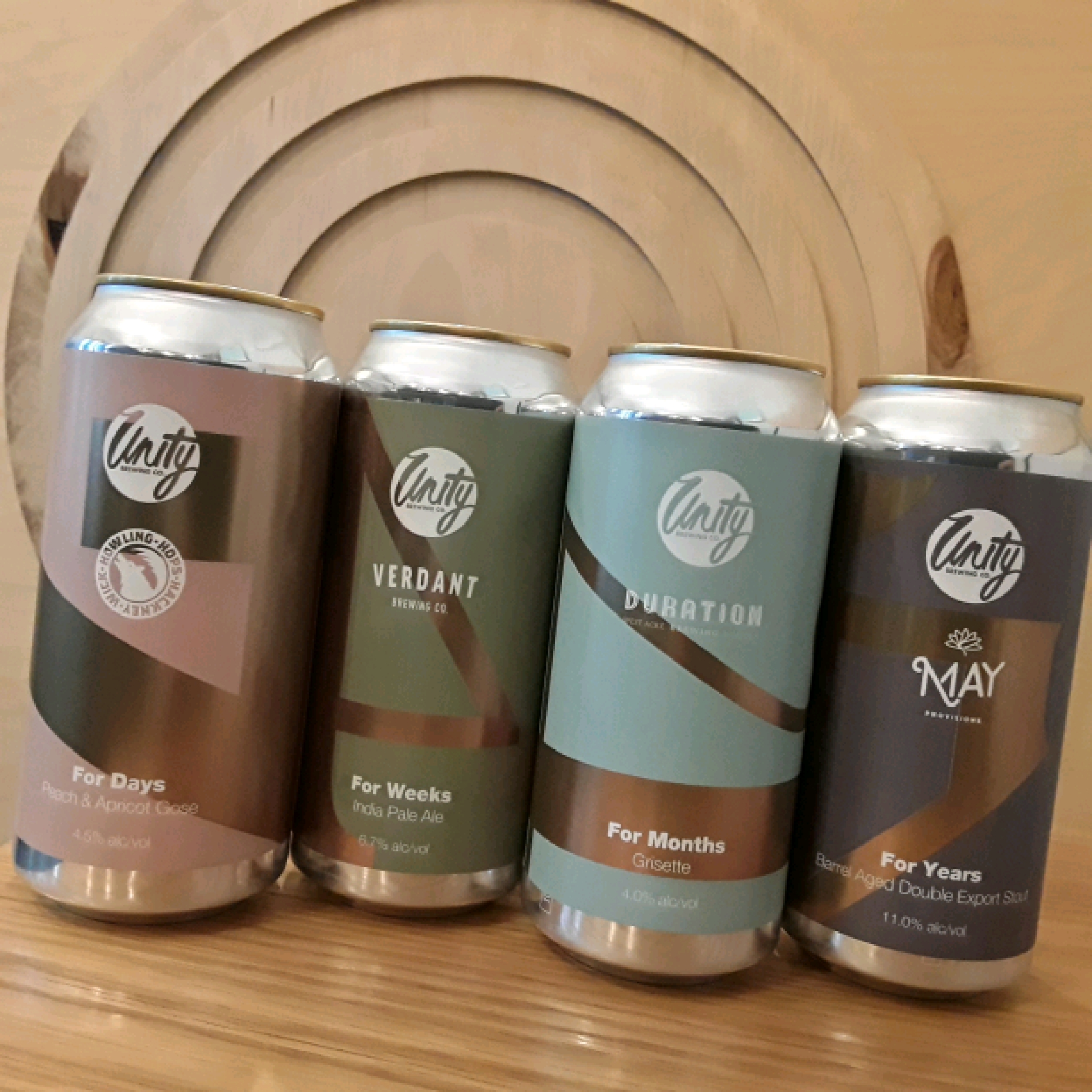Unity Brewing | Fourth Birthday Beer Set
