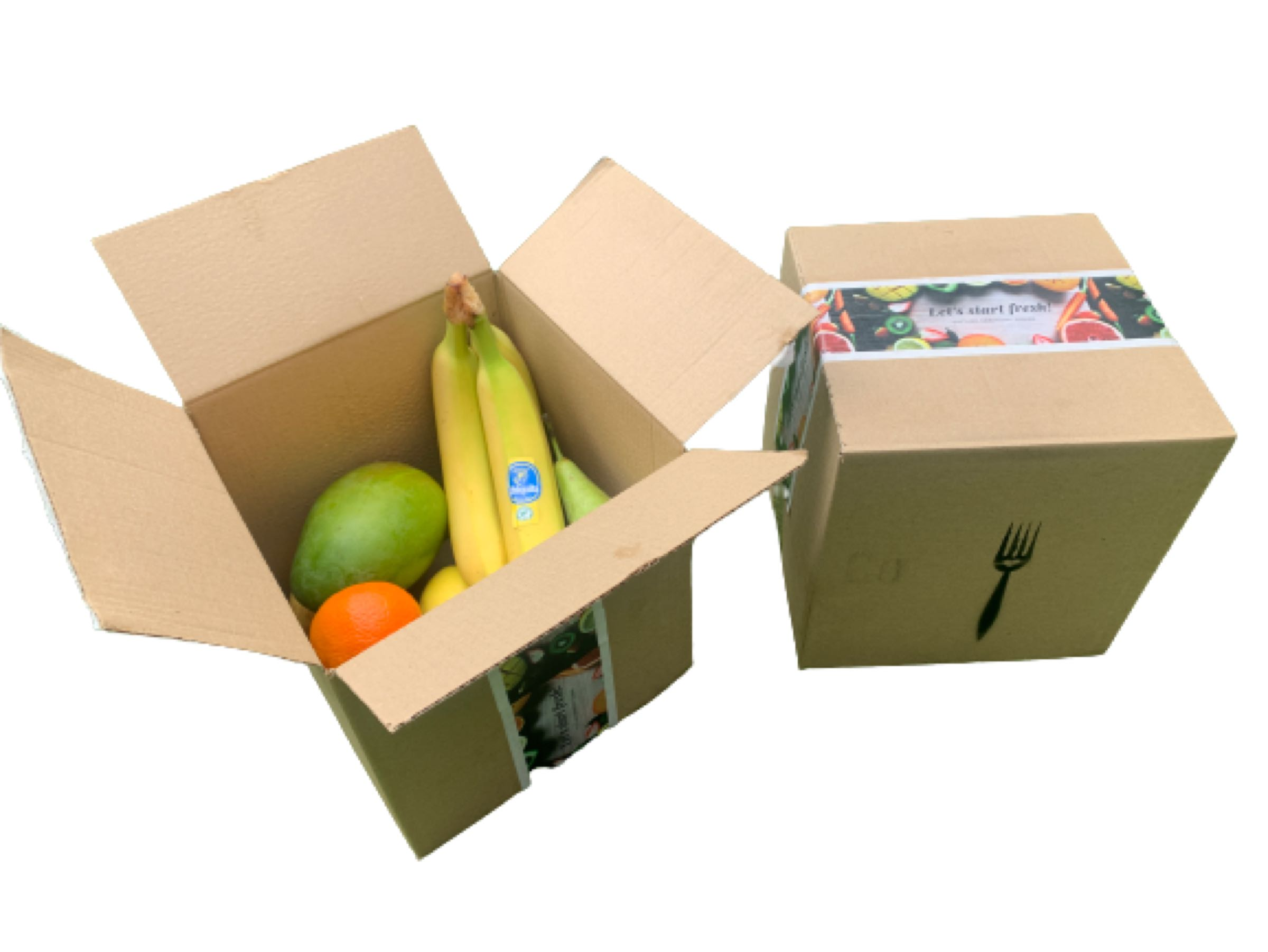 Personal fruit box