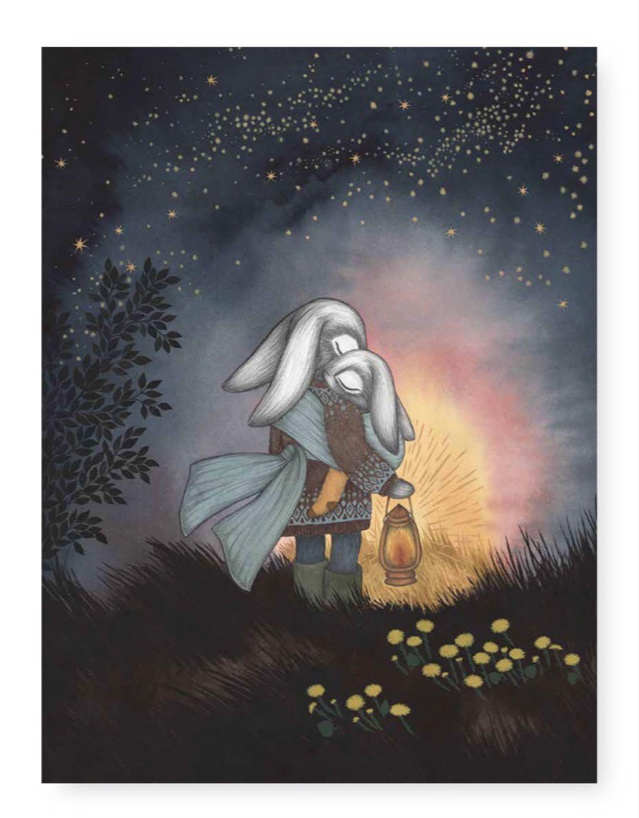 Kajsa Wallin - Poster The Lantern