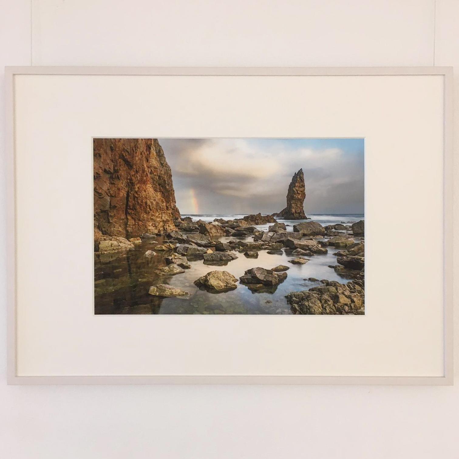 Theo Bosboom Edition (limitiert, Hahnemühle Photo Rag) Druck 40 x60 mit Passepartout