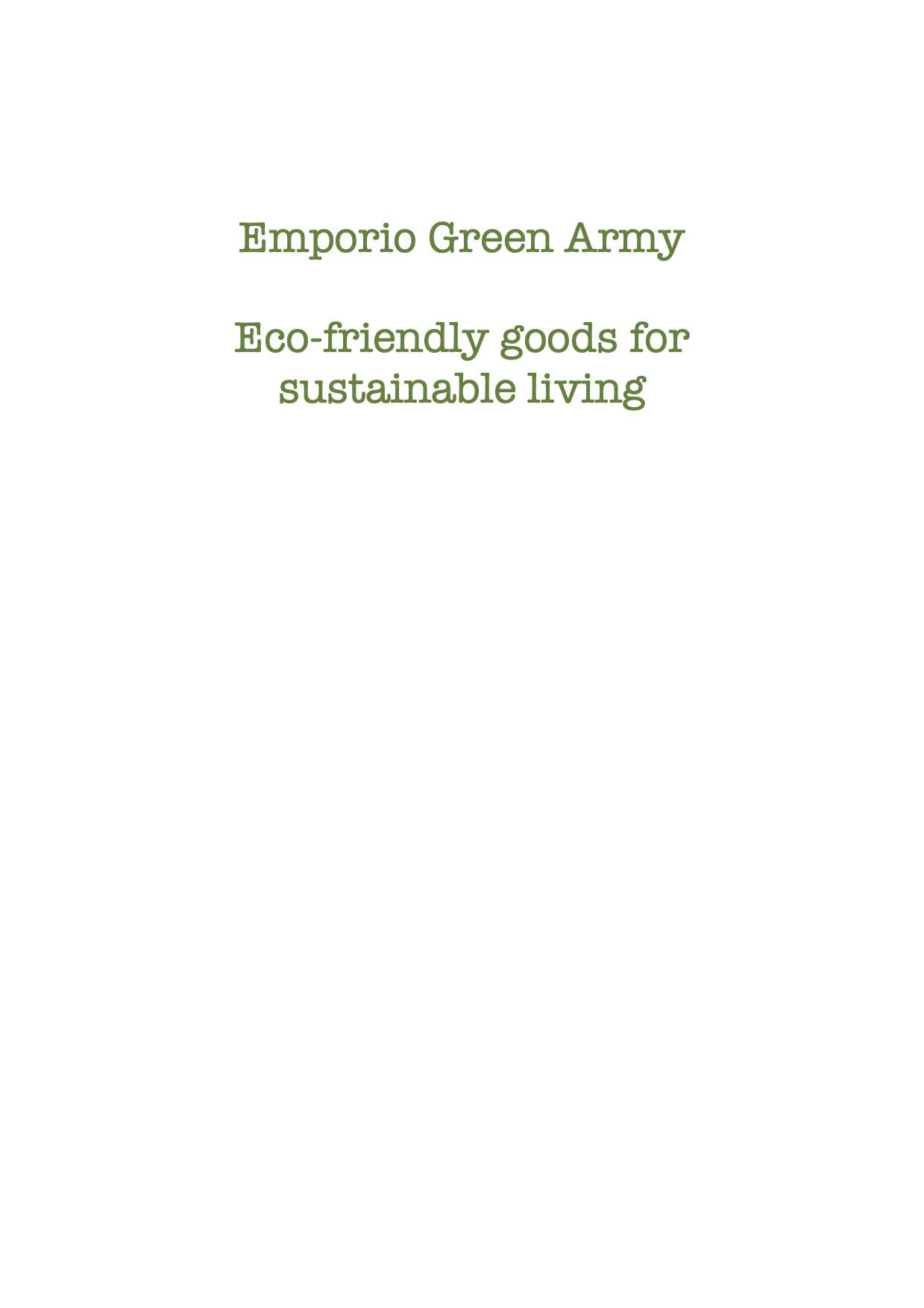 Emporio Green Army