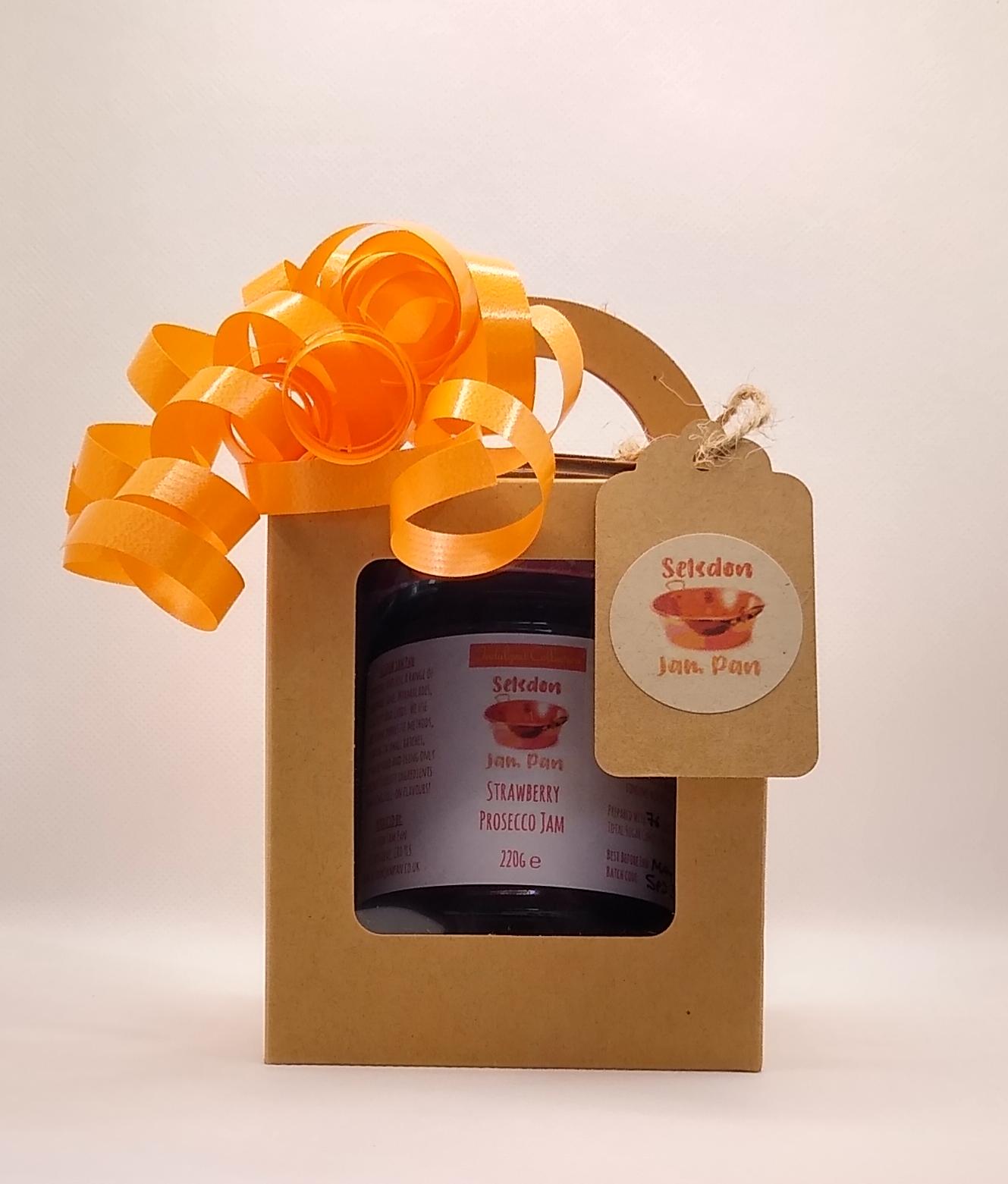 1 x ~200g Jar Gift Box Set