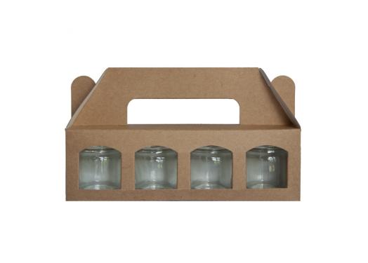 4 Mini 40g Jar Gift Set