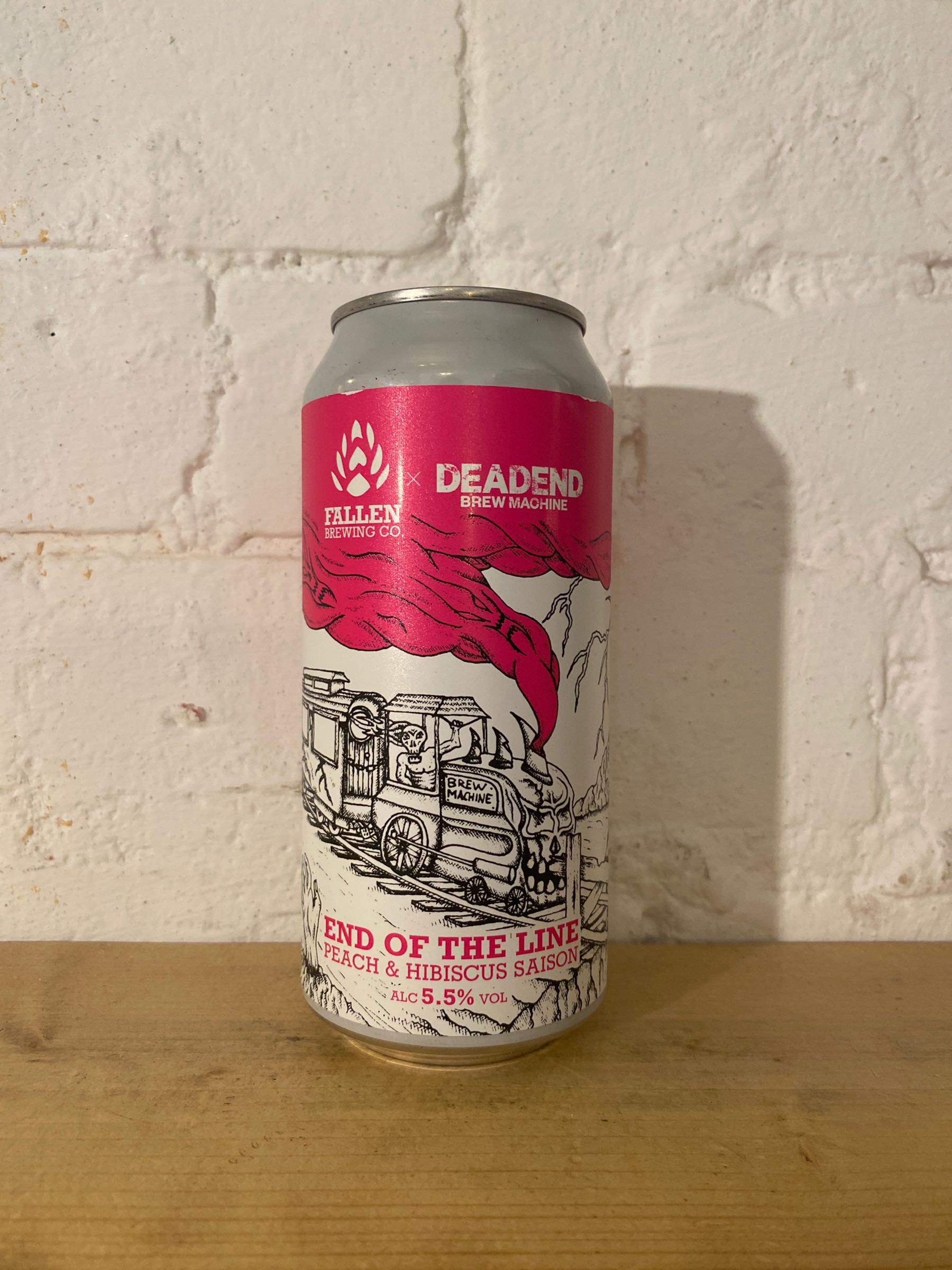 Dead End Brew Machine End Of The Line