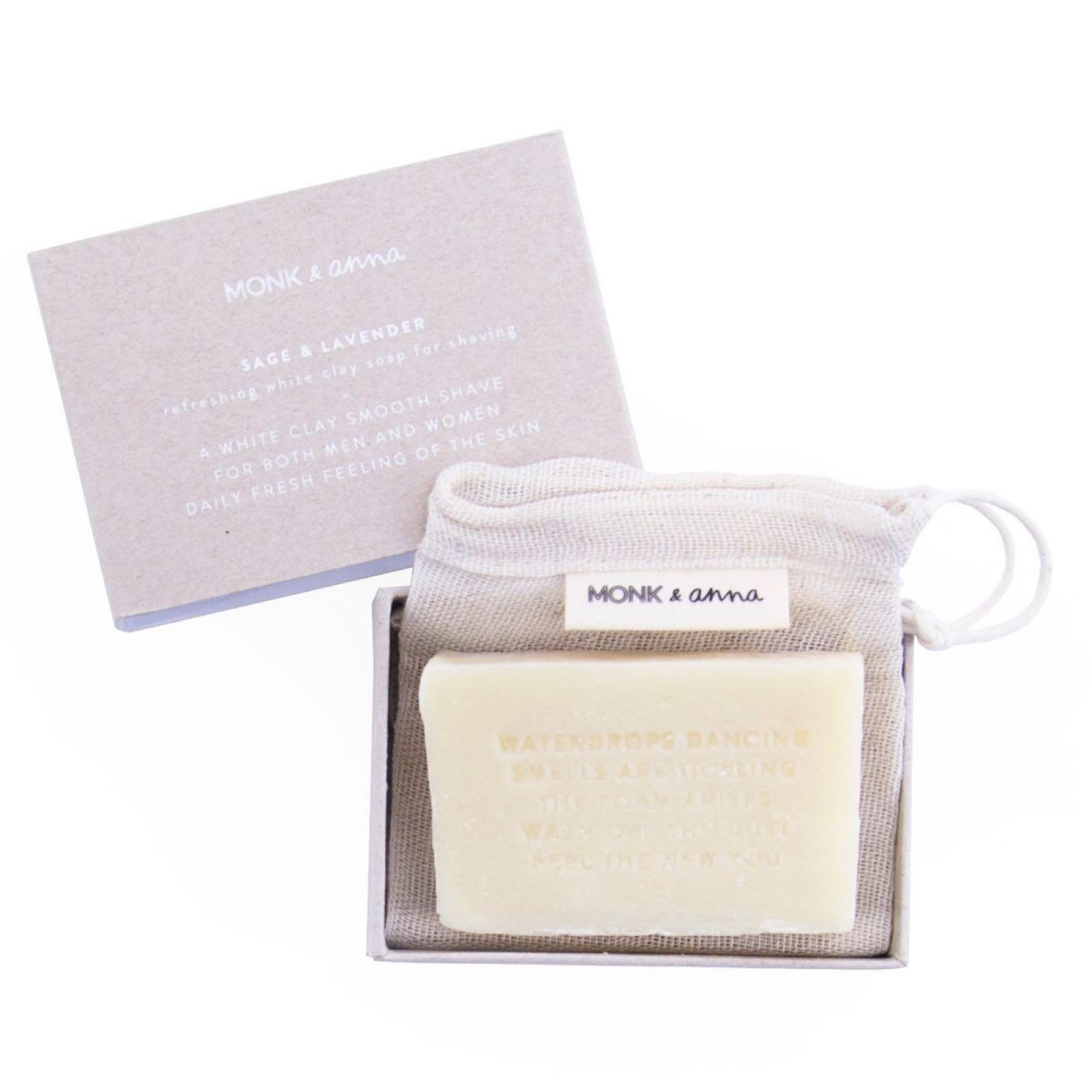 Soap - Sage & Lavender