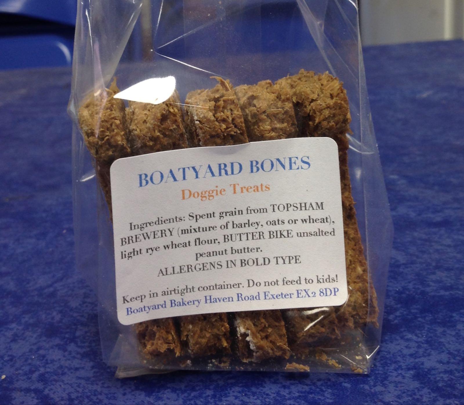 Boatyard bones- Doggie treats