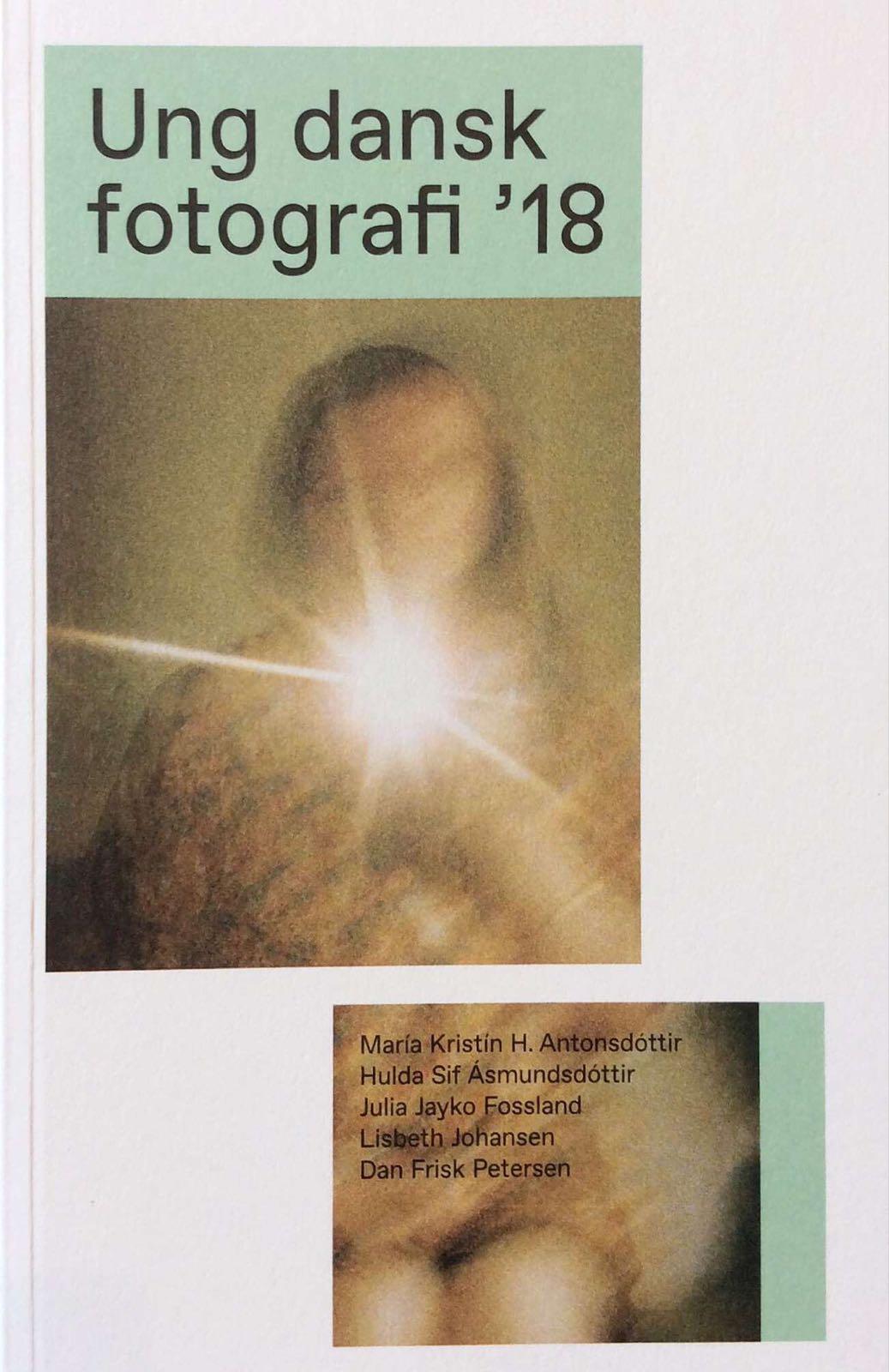 Katalog, Ung dansk fotografi '18
