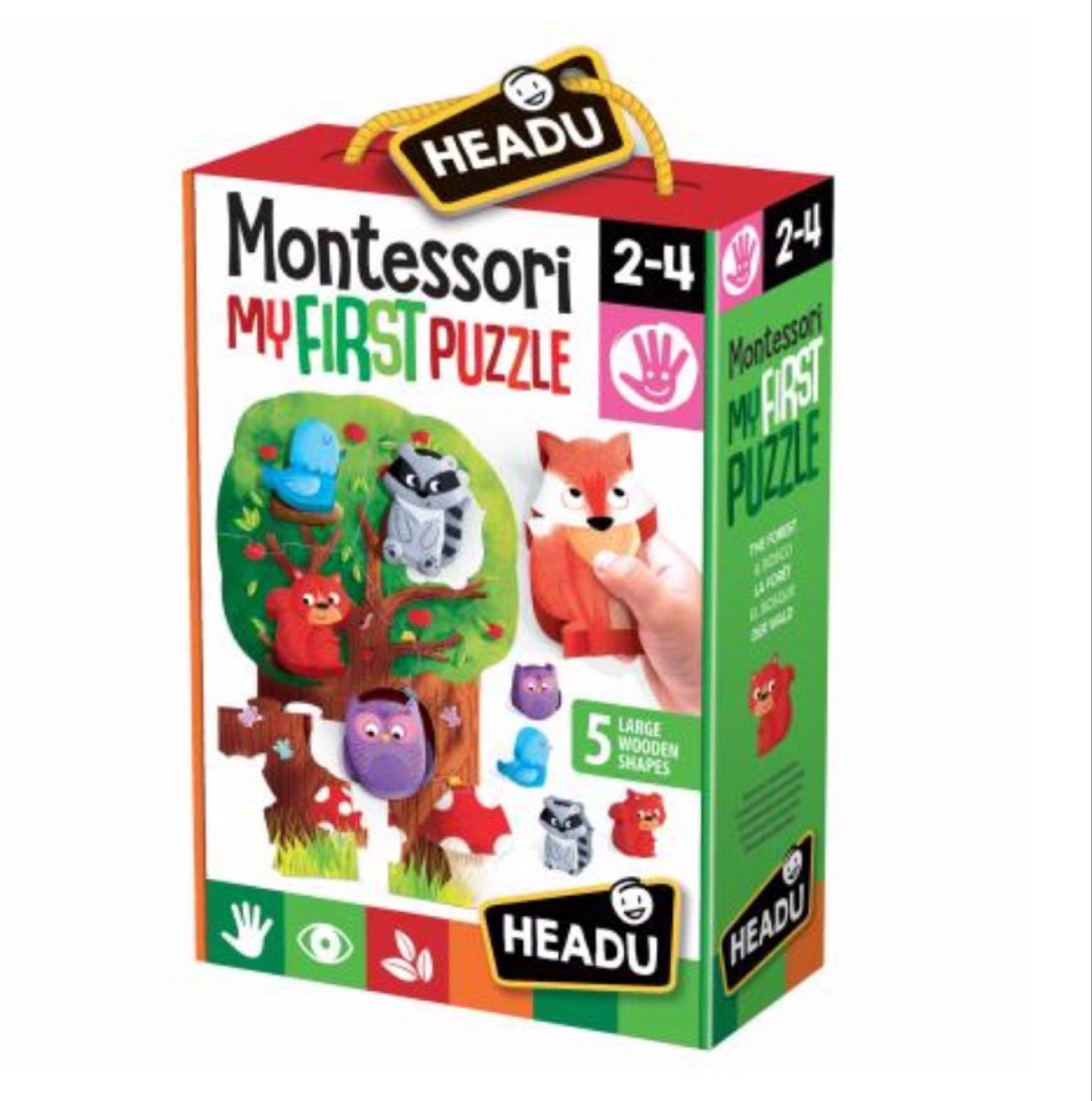 Headu First Puzzles