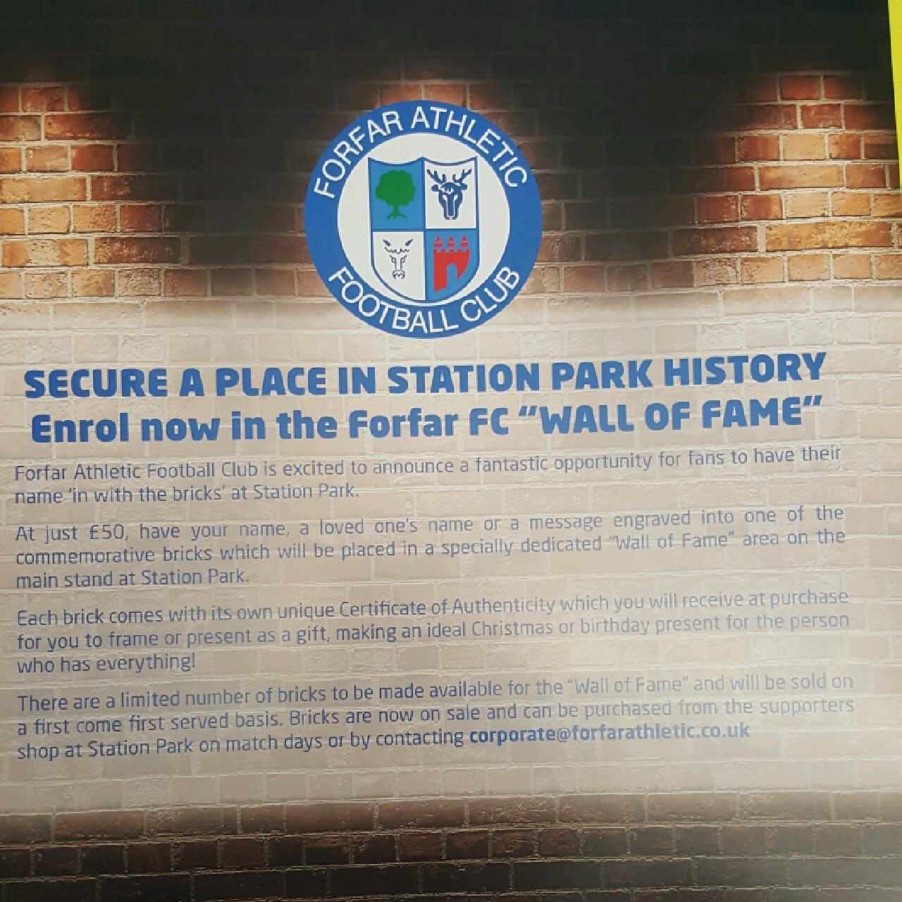 FAFC Wall of Fame
