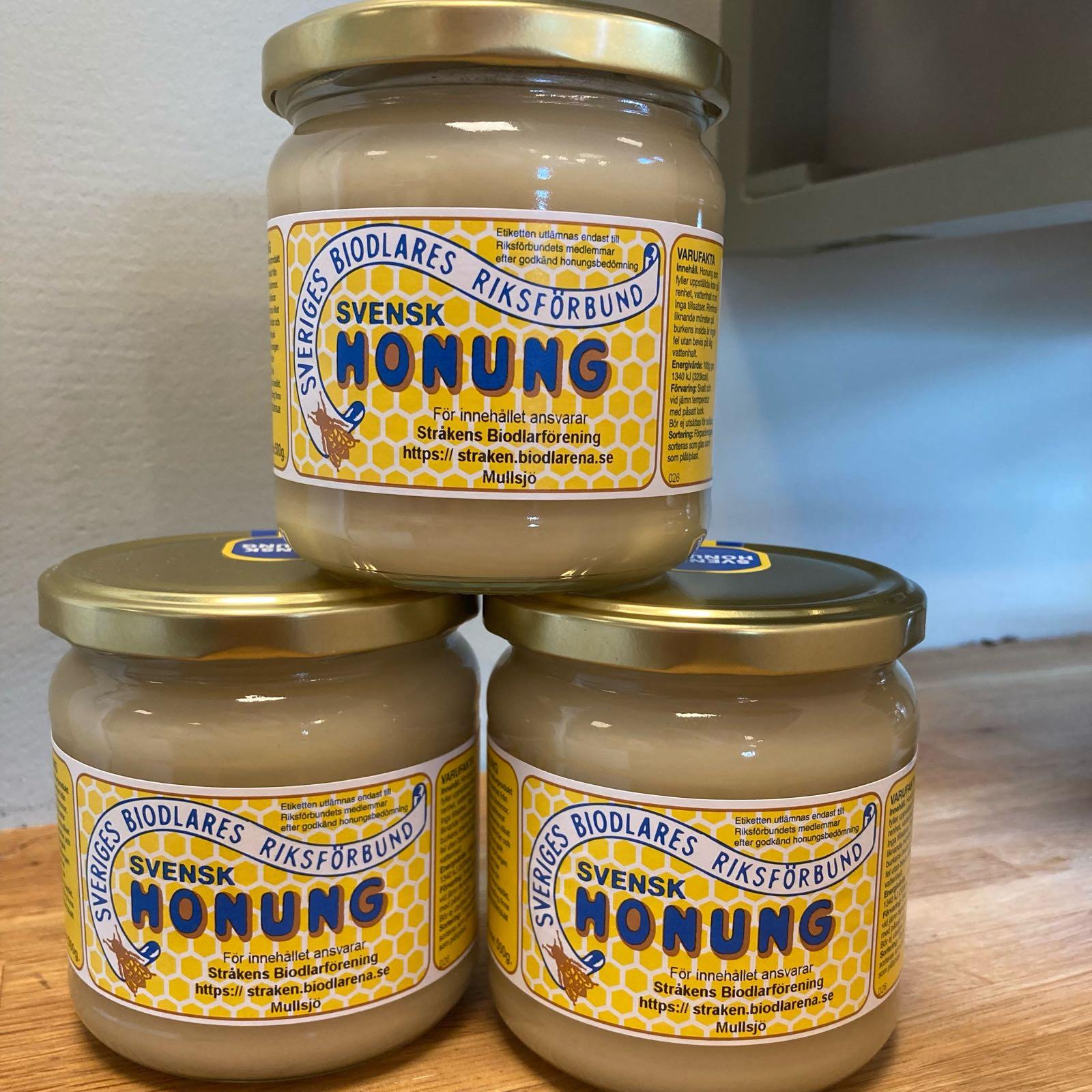 Honung, 500g