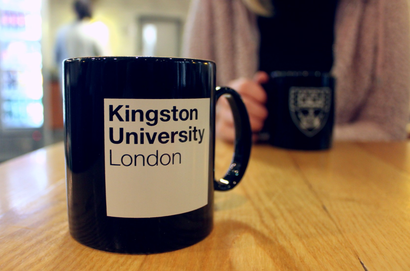 Kingston University Mug