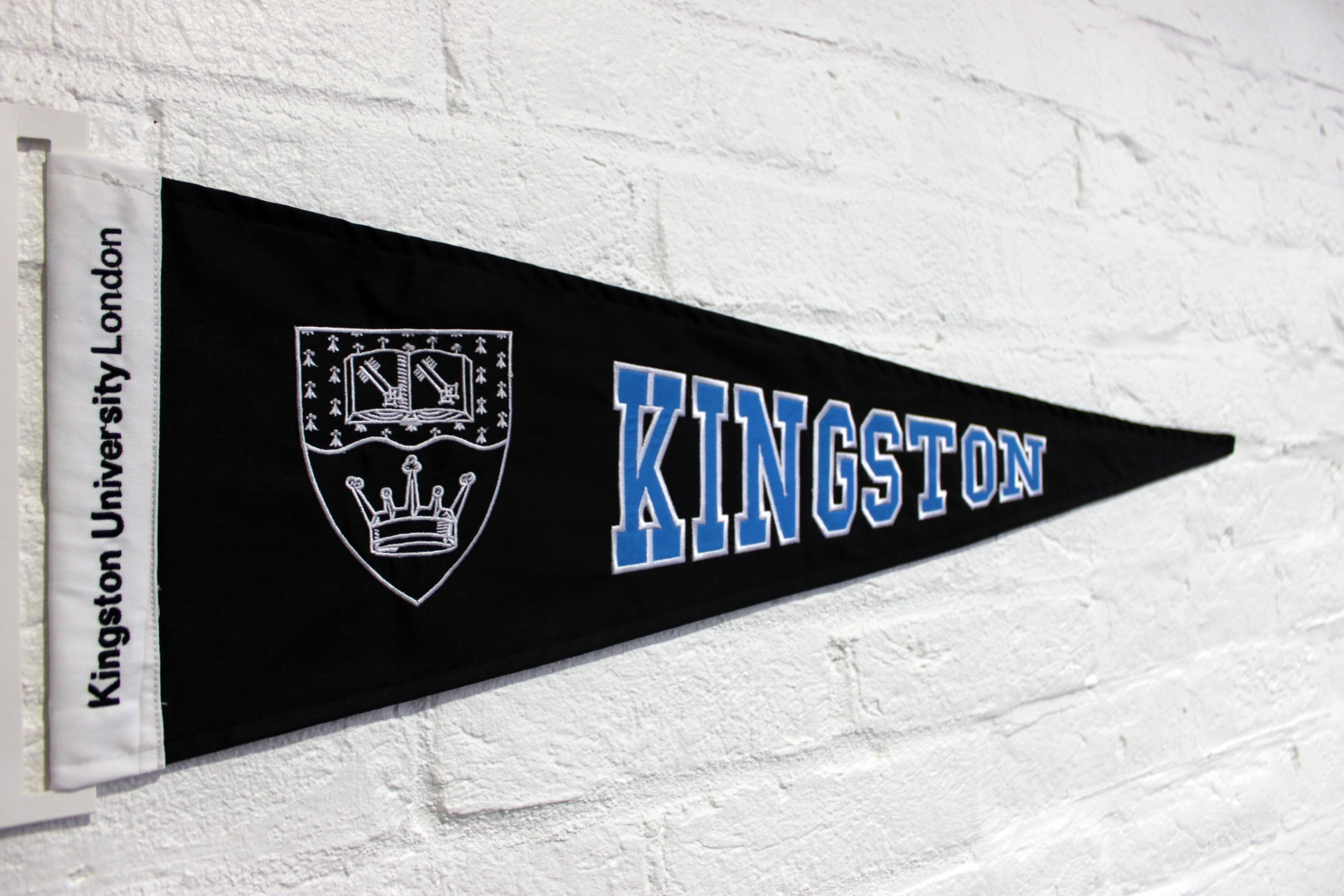 Kingston University Pennant Flag