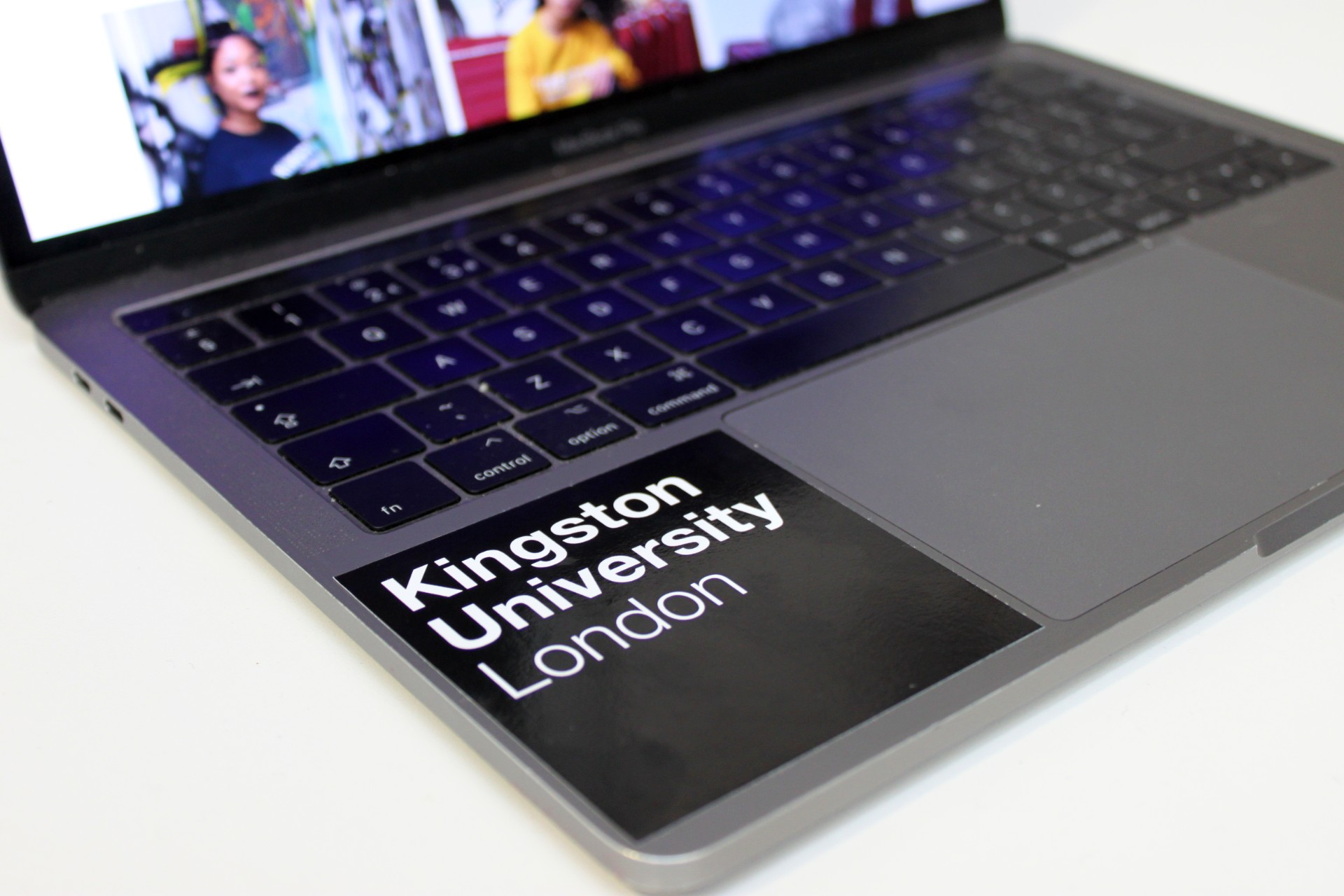 Kingston Uni Sticker