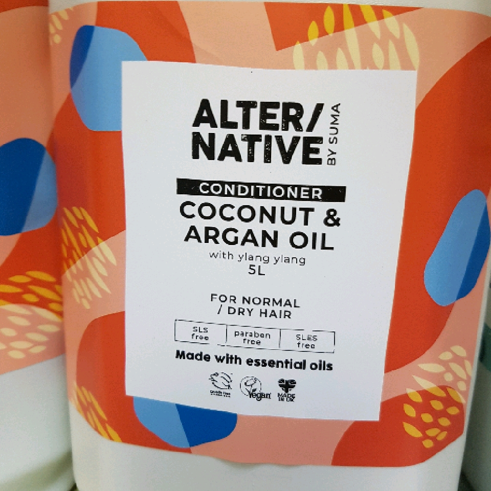 Coconut and Argon Oil Conditioner - per 100g