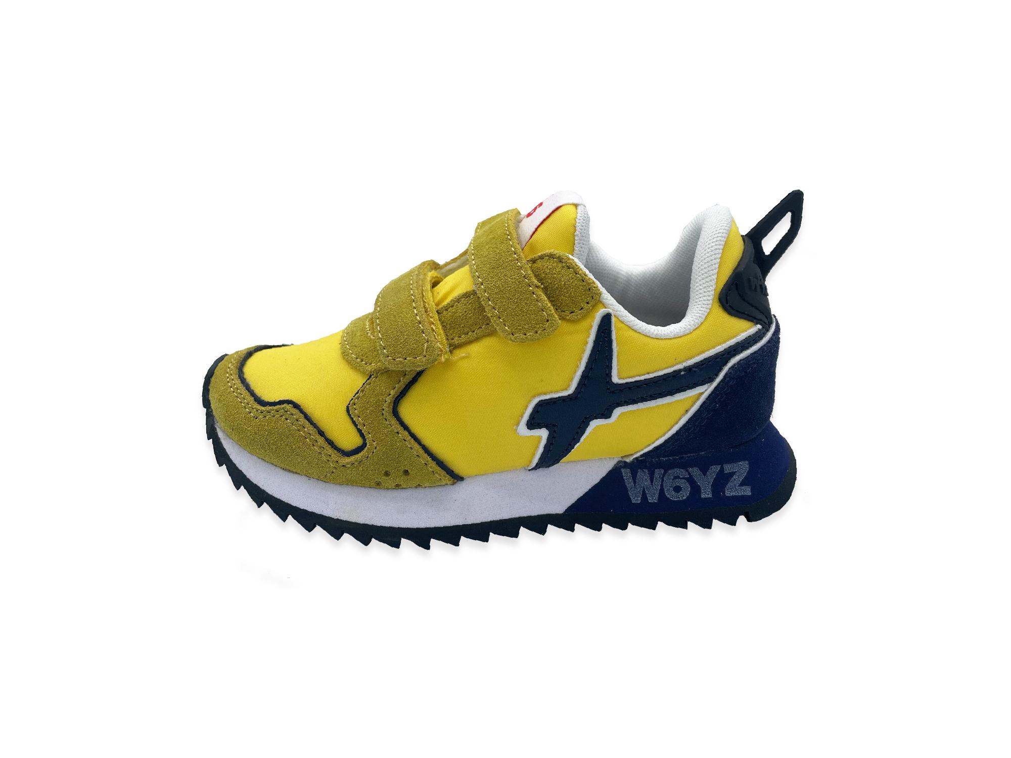 W6YZ JET Sneaker Gelb