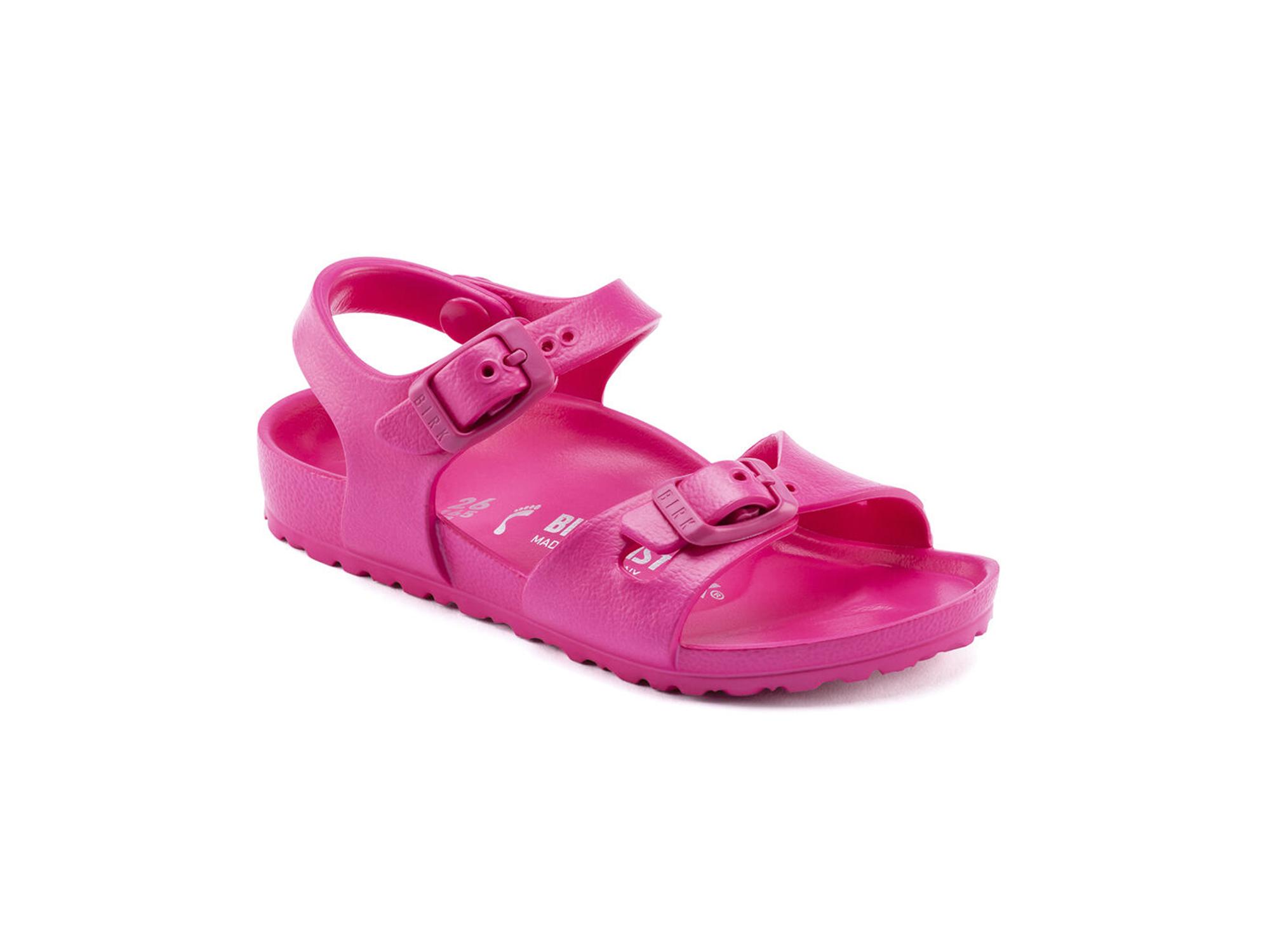 Birkenstock Kids Rio EVA Pink