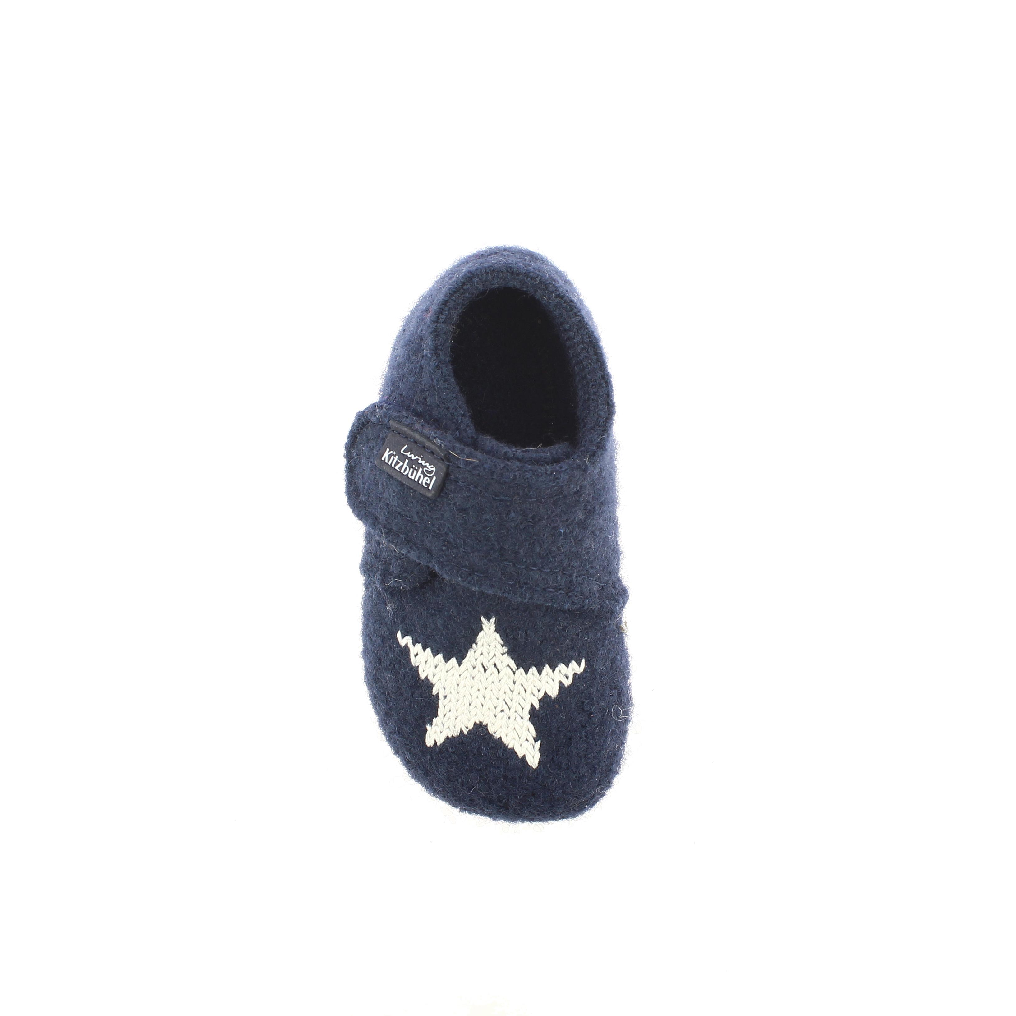 Living Kitzbühel Babyklettschuh Sternenstick