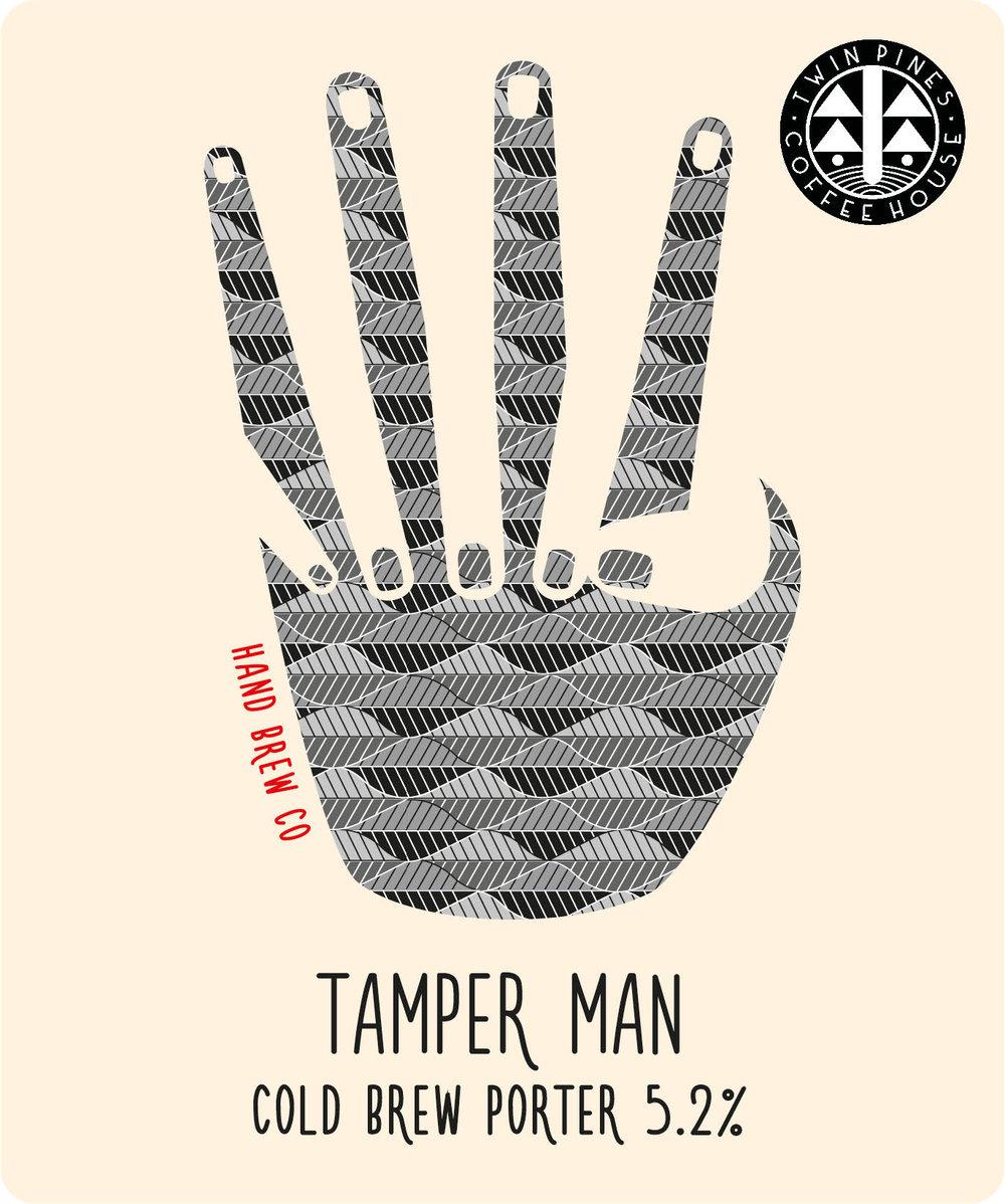 Hand Tamper Man