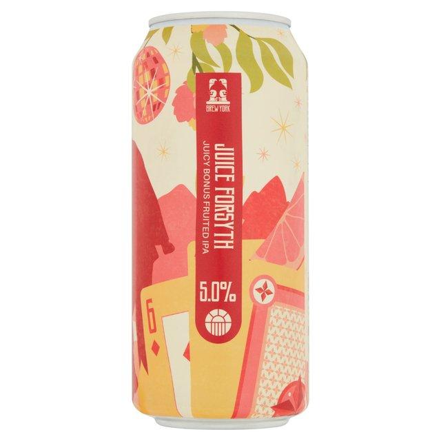 Brew York - Juice Forsyth