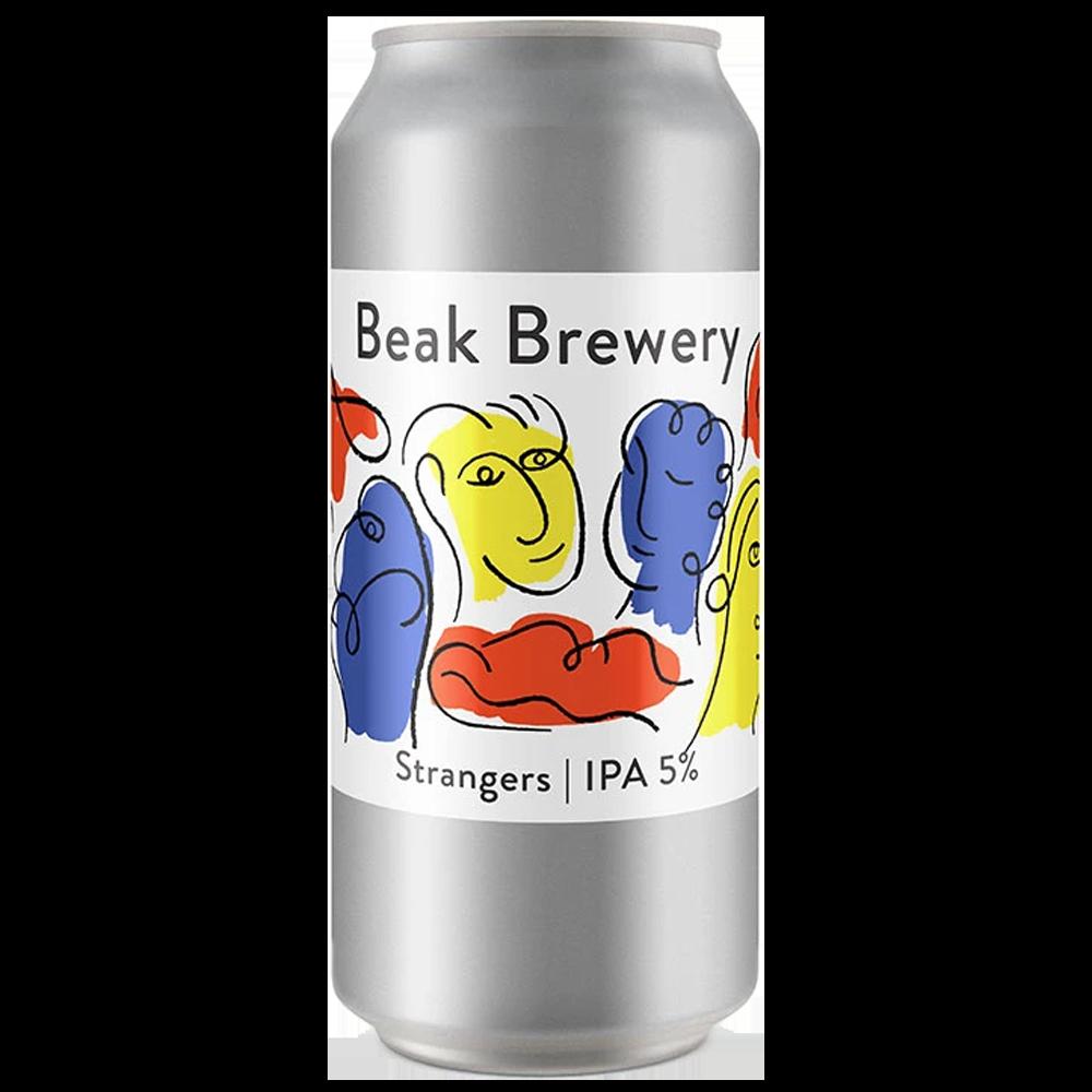 Beak Brewery - Strangers